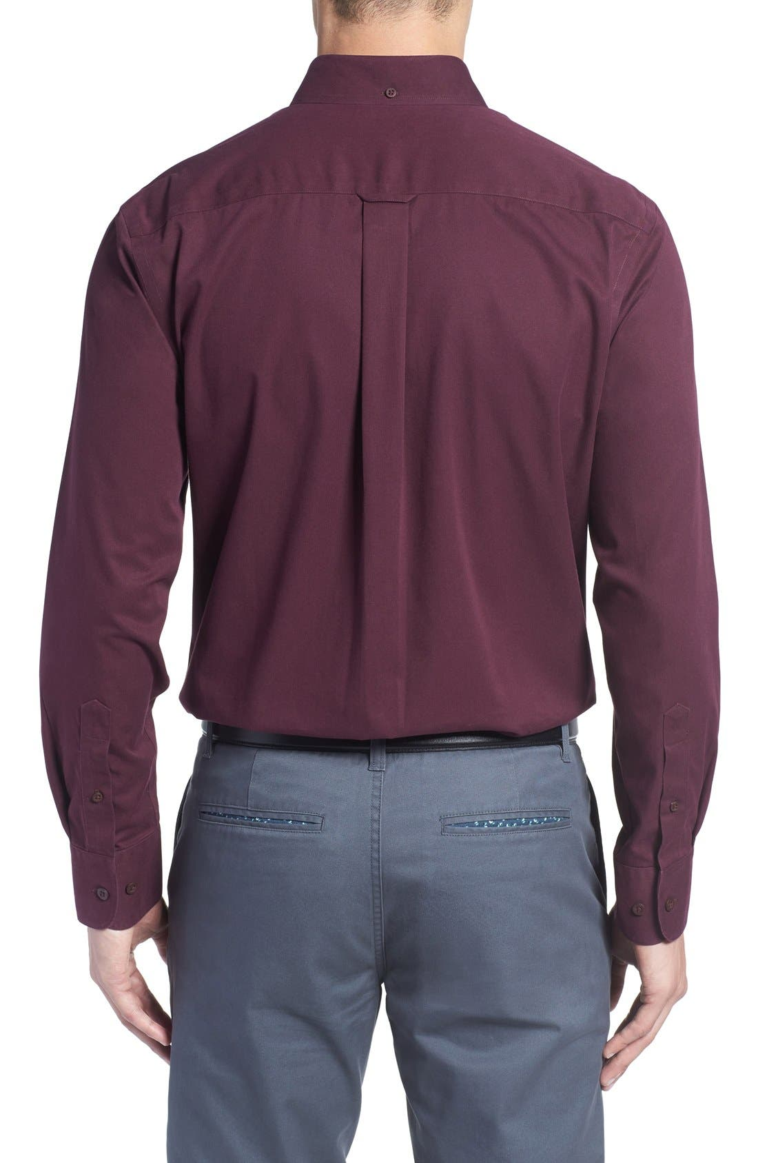 Smartcare<sup>™</sup> Traditional Fit Twill Boat Shirt,                             Alternate thumbnail 73, color,