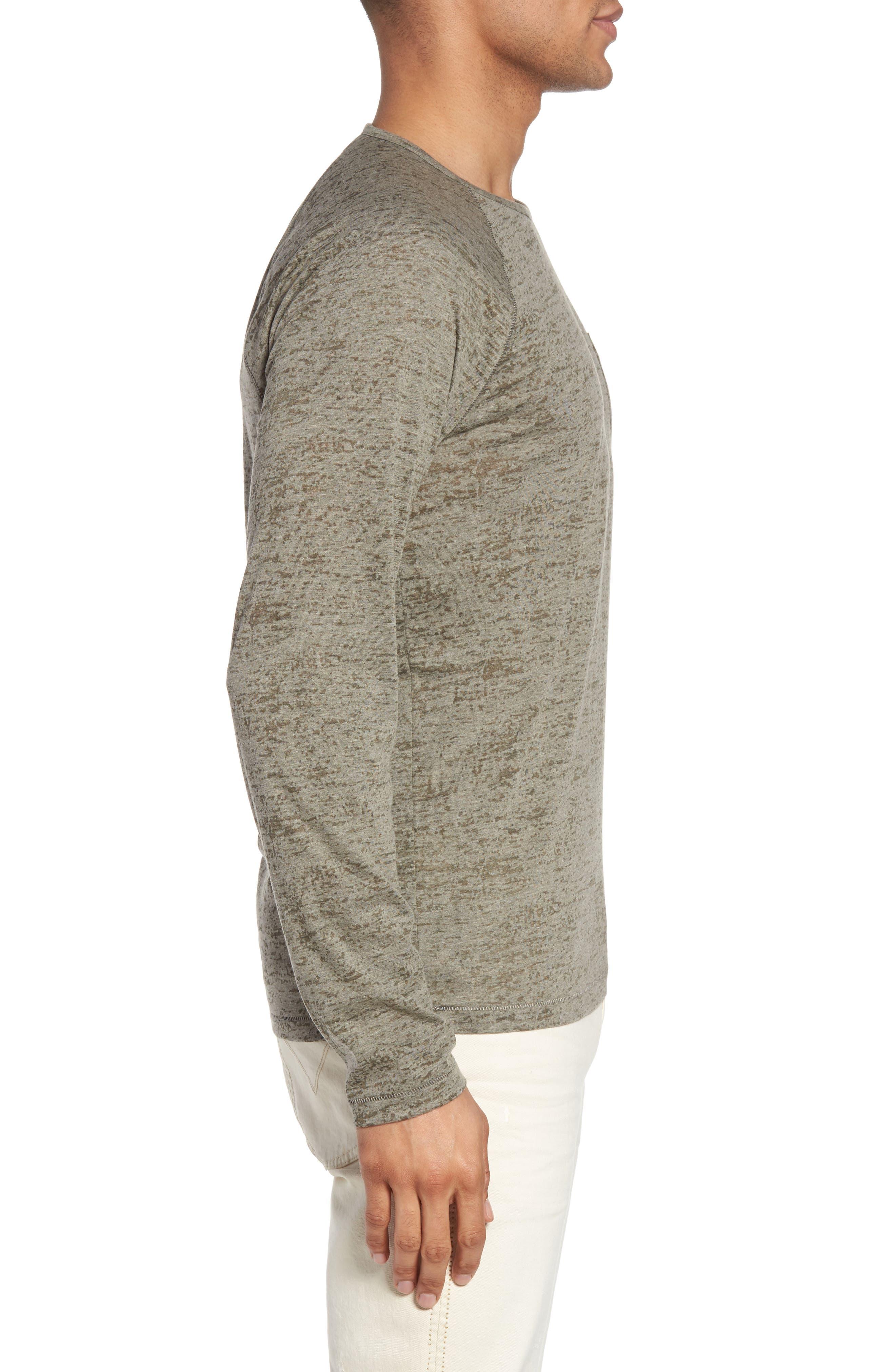 Raglan Sleeve T-Shirt,                             Alternate thumbnail 3, color,                             332