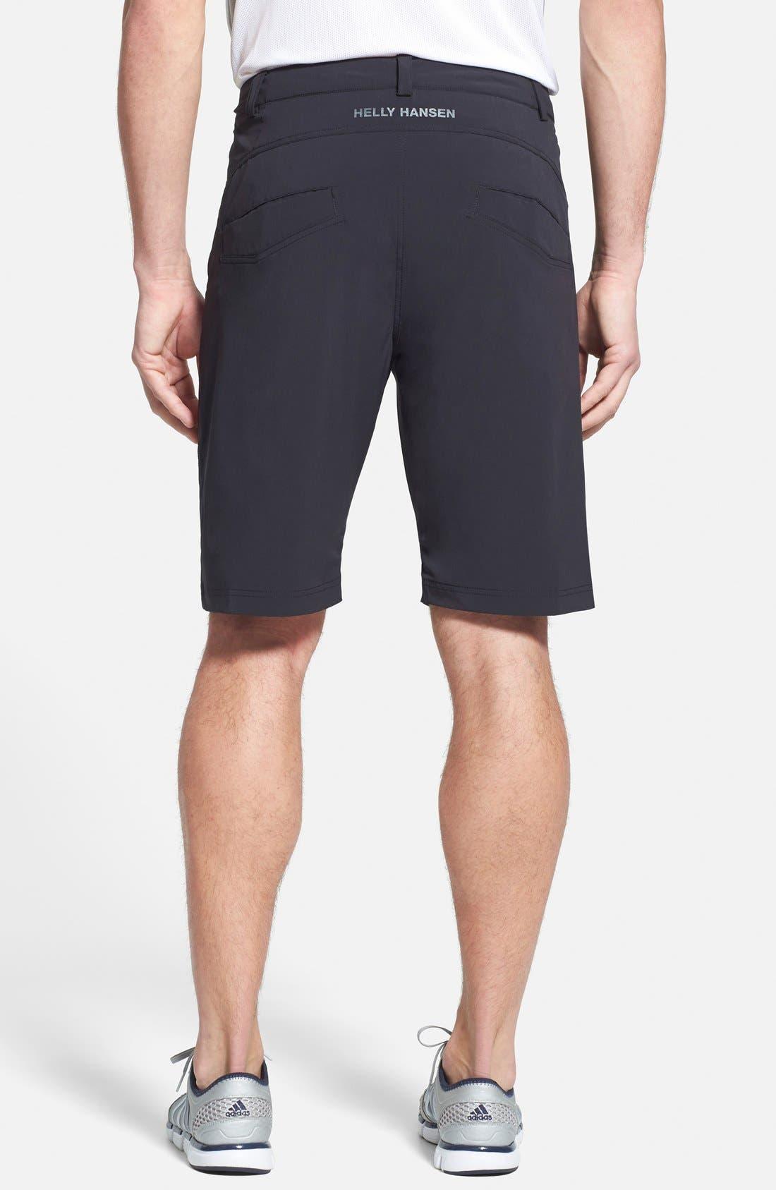 'HP QD Classic' Quick Dry Shorts,                             Alternate thumbnail 2, color,                             001