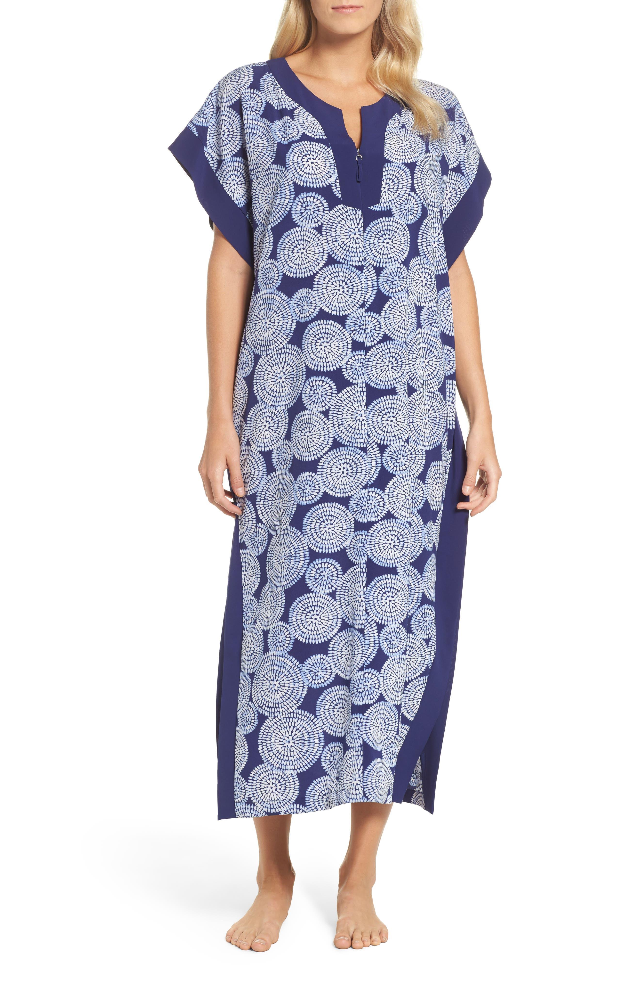 Sleepwear Caftan,                         Main,                         color, 498