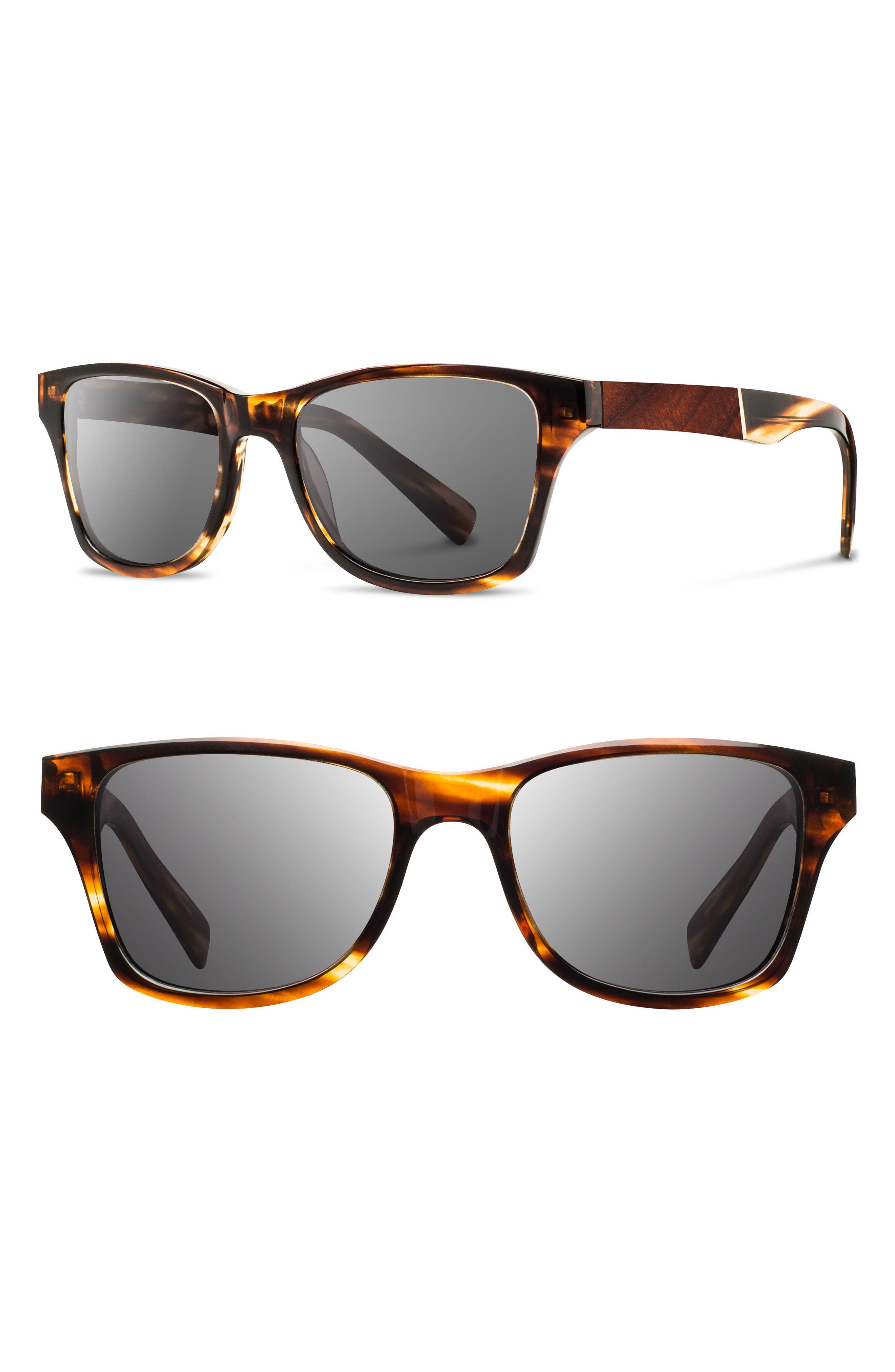 'Canby' 53mm Polarized Sunglasses,                             Alternate thumbnail 12, color,