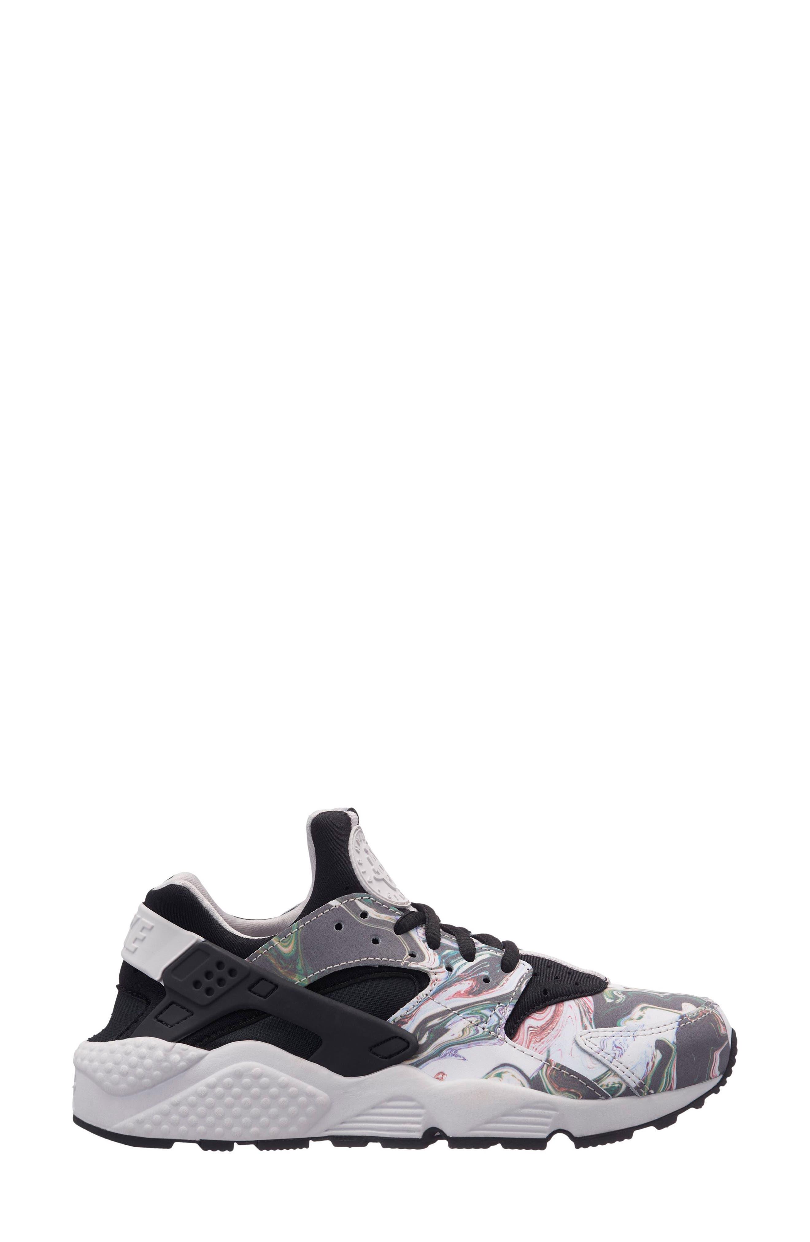Air Huarache Run Premium Sneaker,                         Main,                         color,