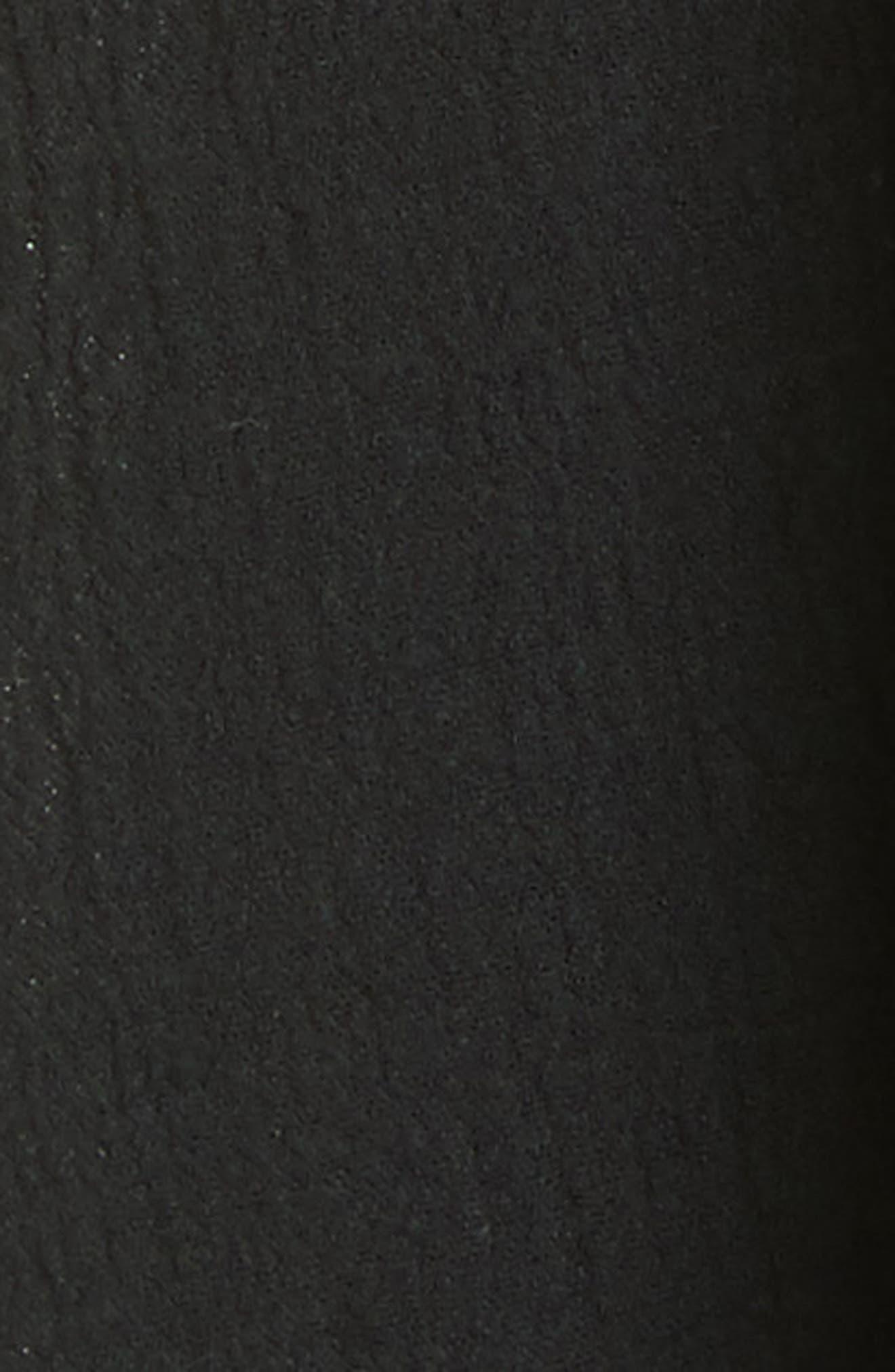 Gauze Dress,                             Alternate thumbnail 6, color,                             001