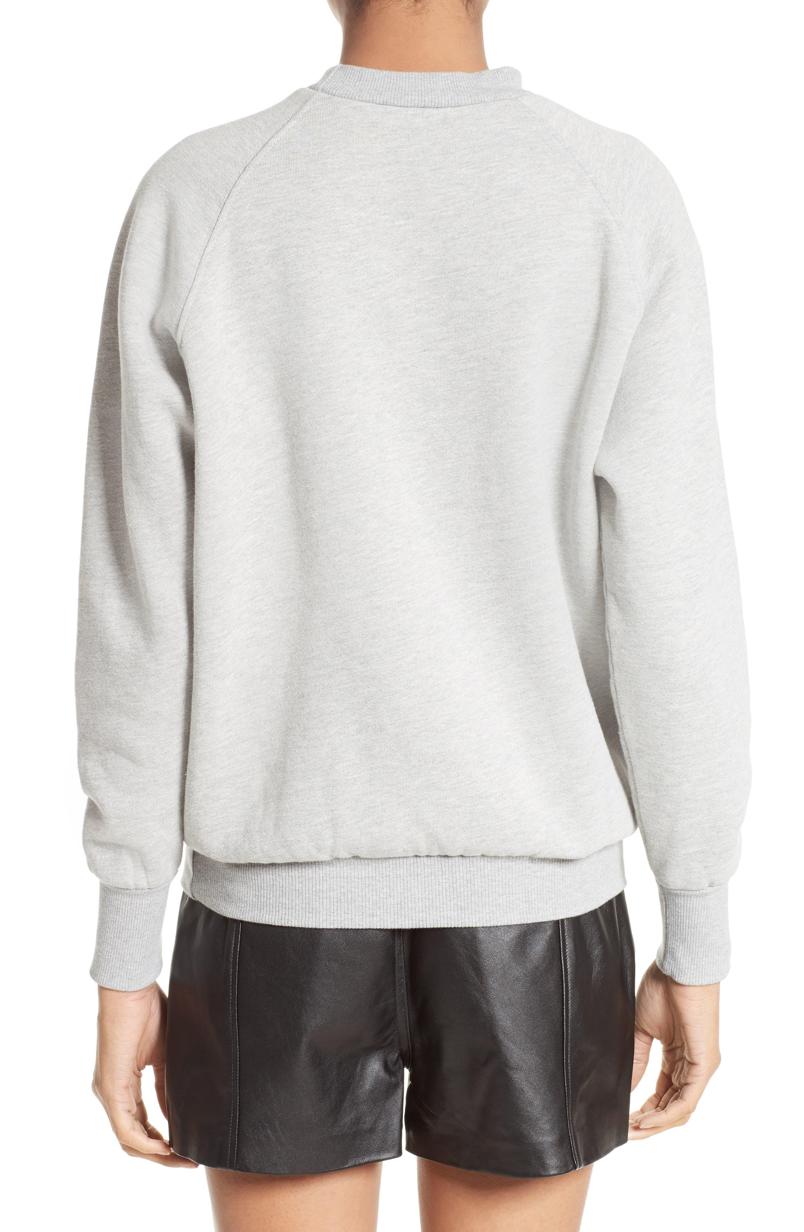 Old School Sweatshirt,                             Alternate thumbnail 2, color,                             021