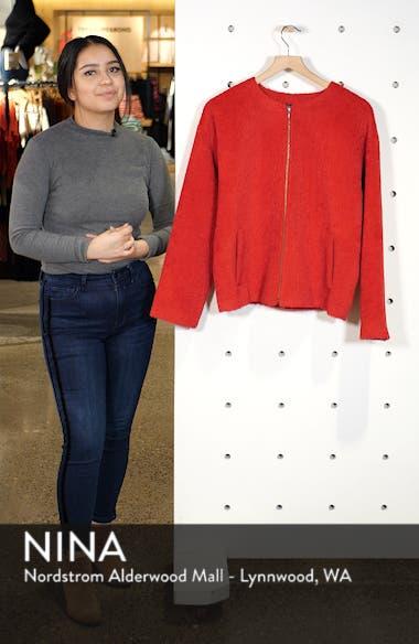 Wool & Alpaca Blend Jacket, sales video thumbnail