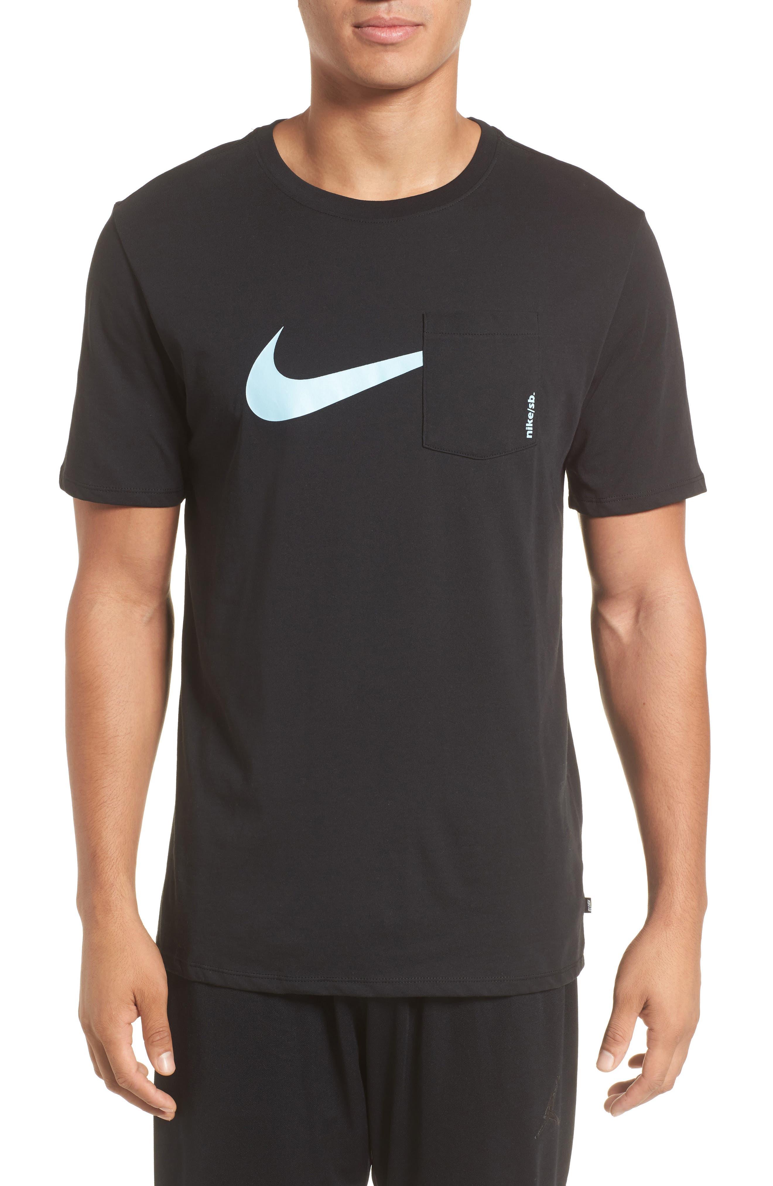 Dry Crewneck T-Shirt,                             Main thumbnail 1, color,                             010