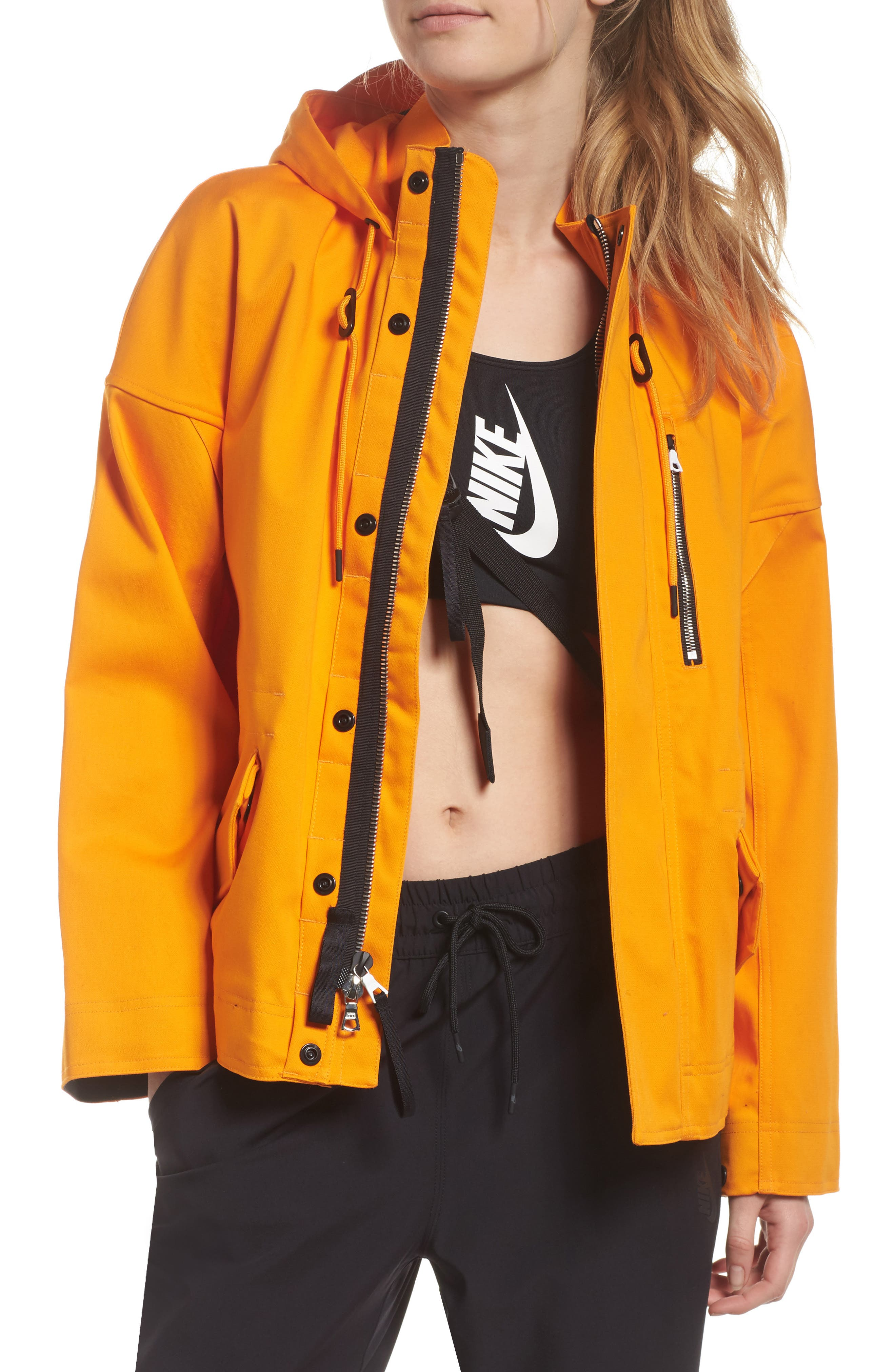 NikeLab Collection Women's Tactical Jacket,                             Alternate thumbnail 8, color,