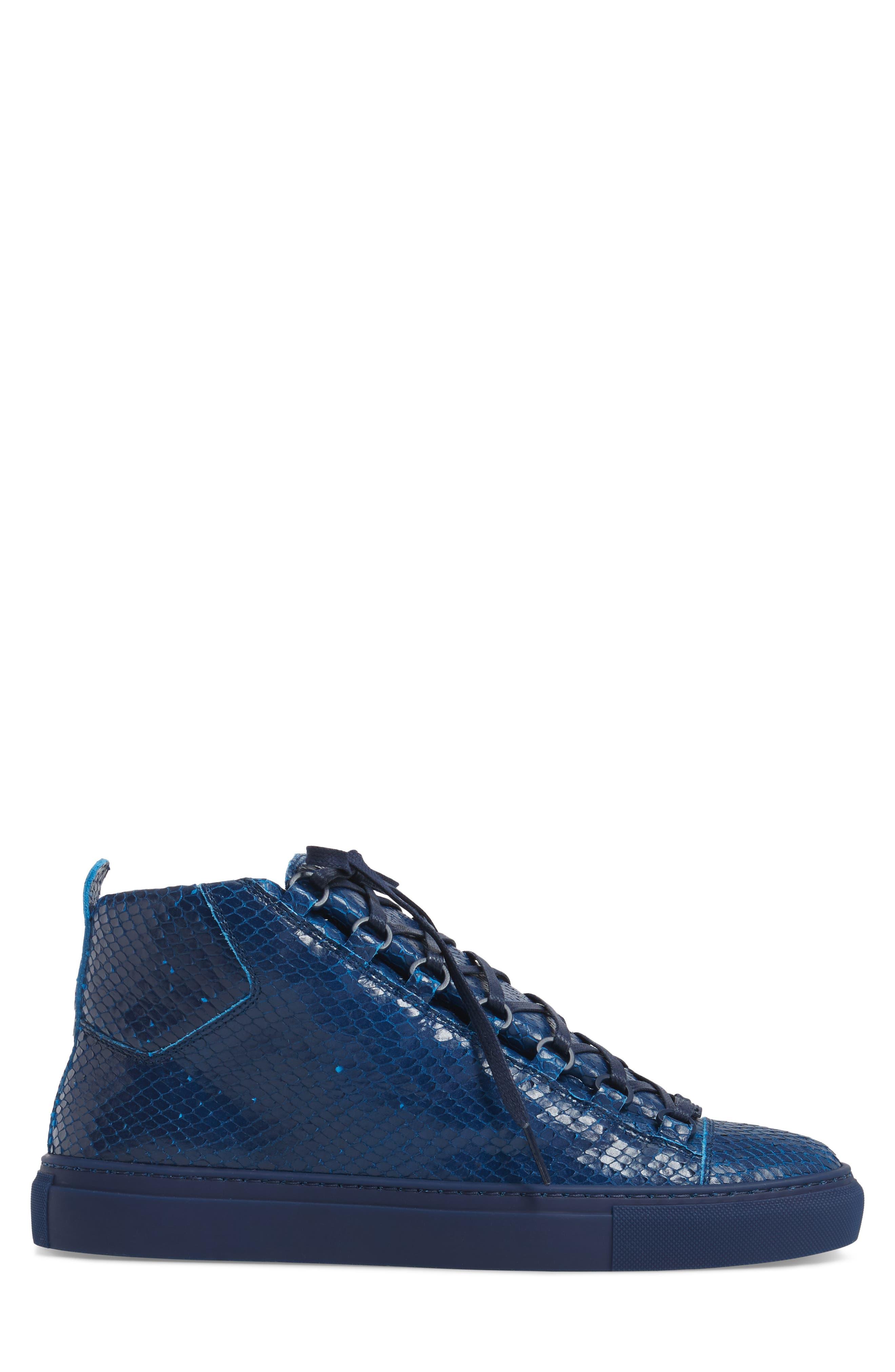 Arena High Sneaker,                             Alternate thumbnail 24, color,
