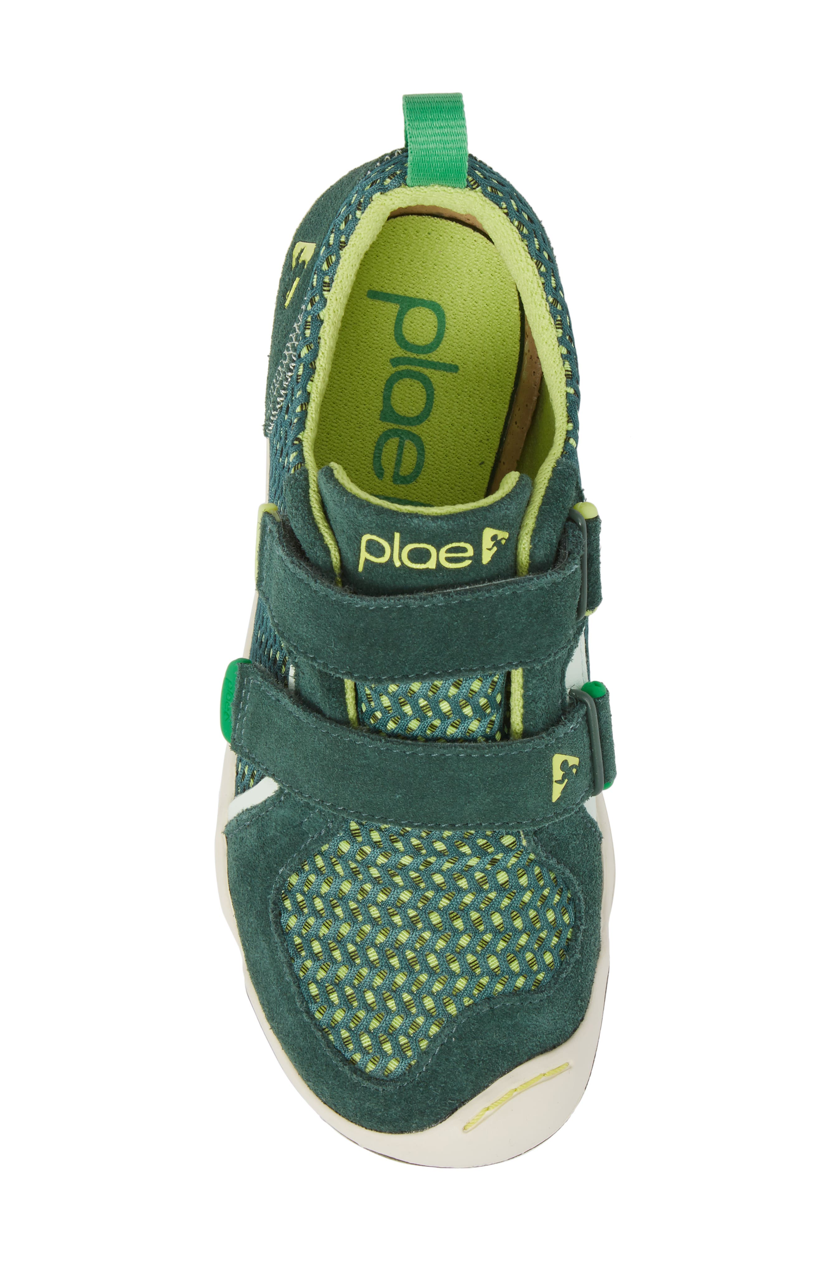 Ty Customizable Sneaker,                             Alternate thumbnail 5, color,                             AMAZON GREEN