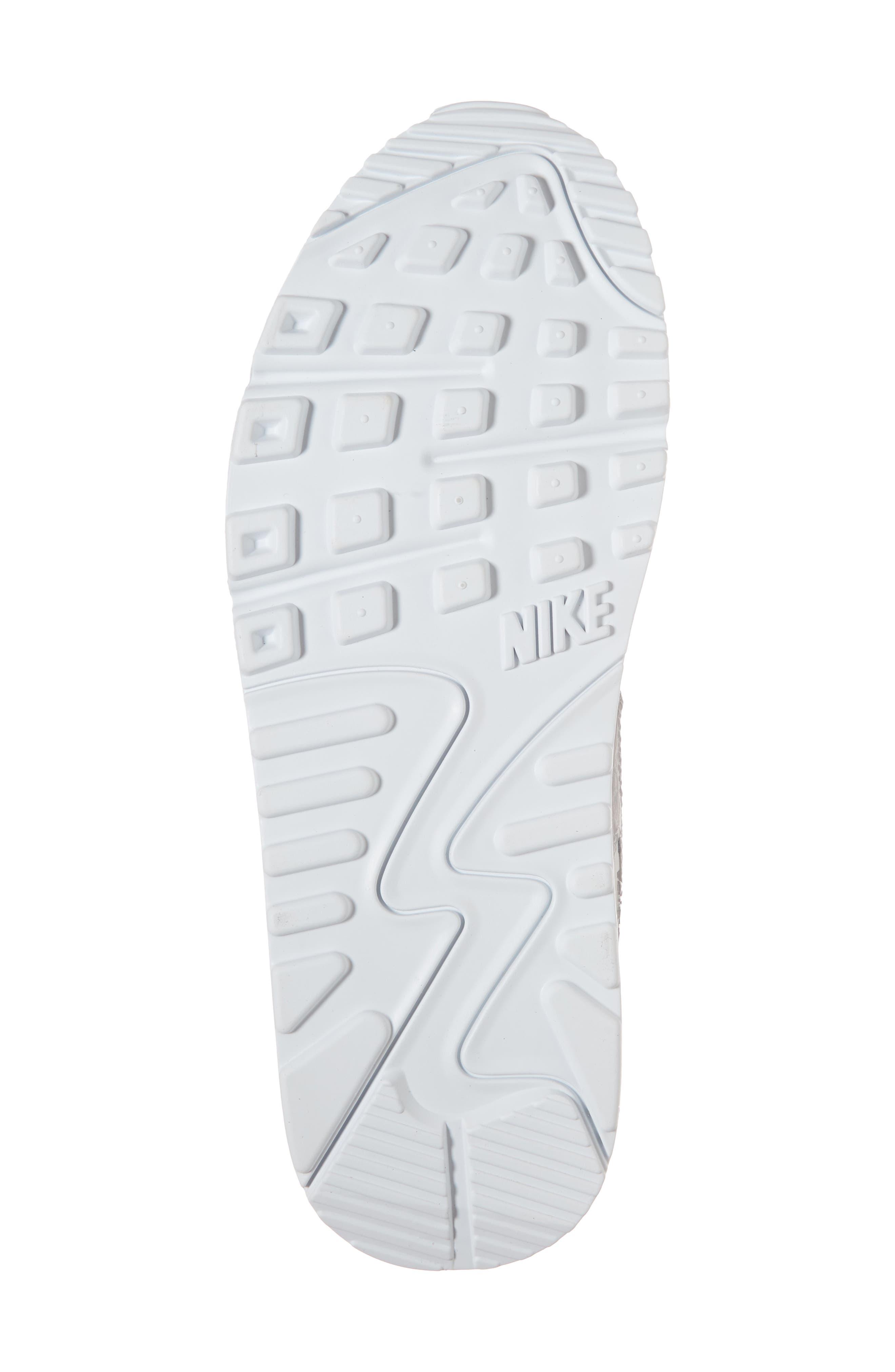 Air Max 90 SE Sneaker,                             Alternate thumbnail 46, color,