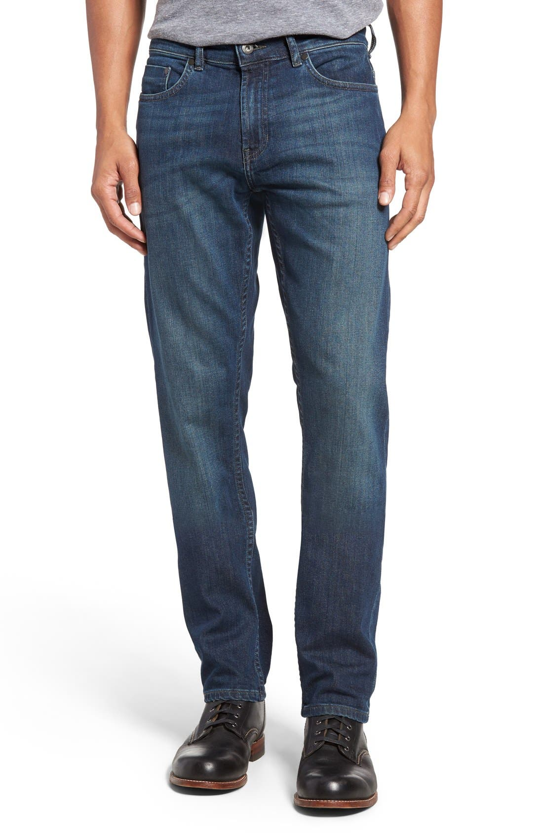 Calvert Slim Fit Jeans,                         Main,                         color, 400