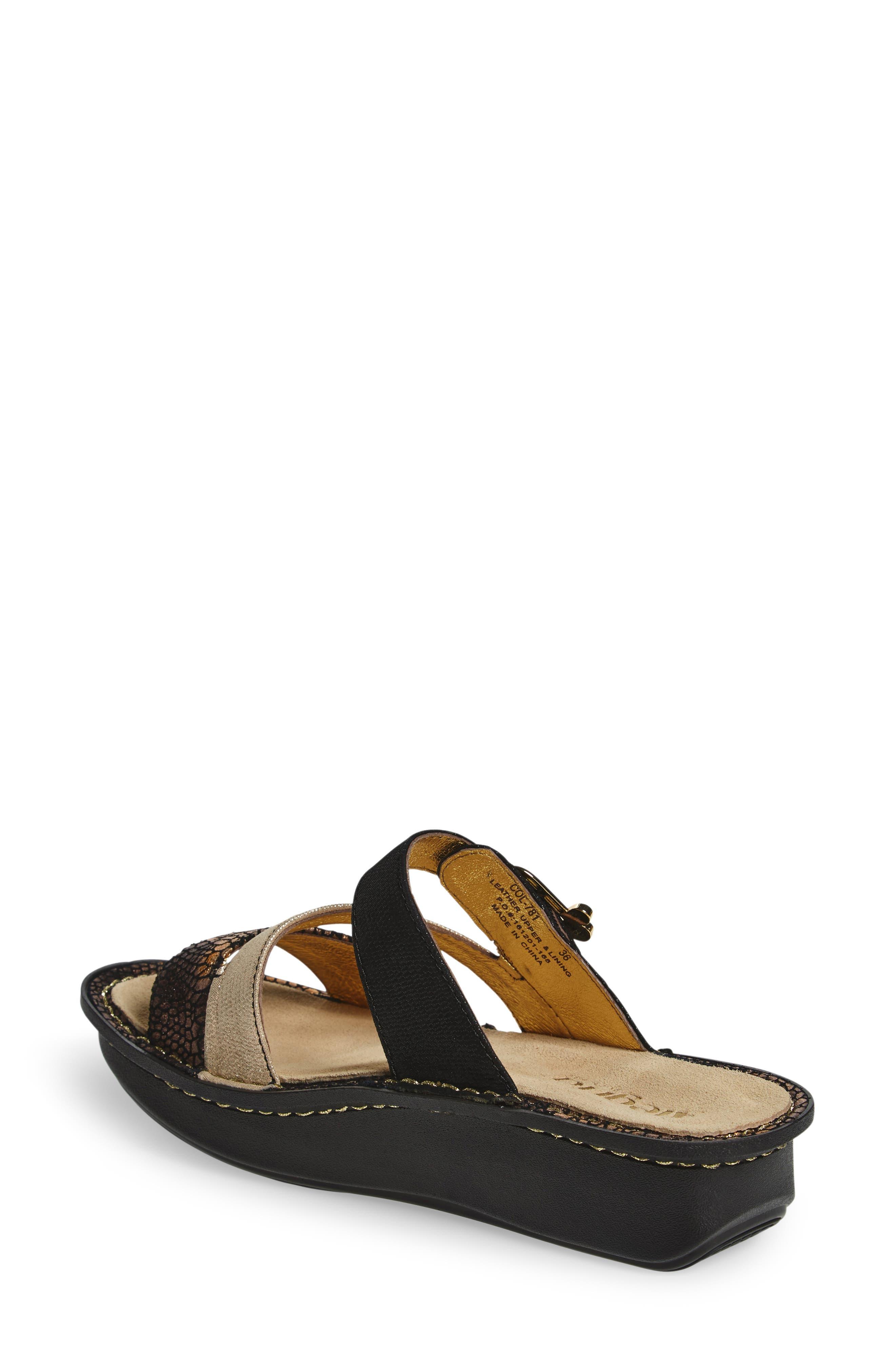 'Colette' Platform Sandal,                             Alternate thumbnail 26, color,