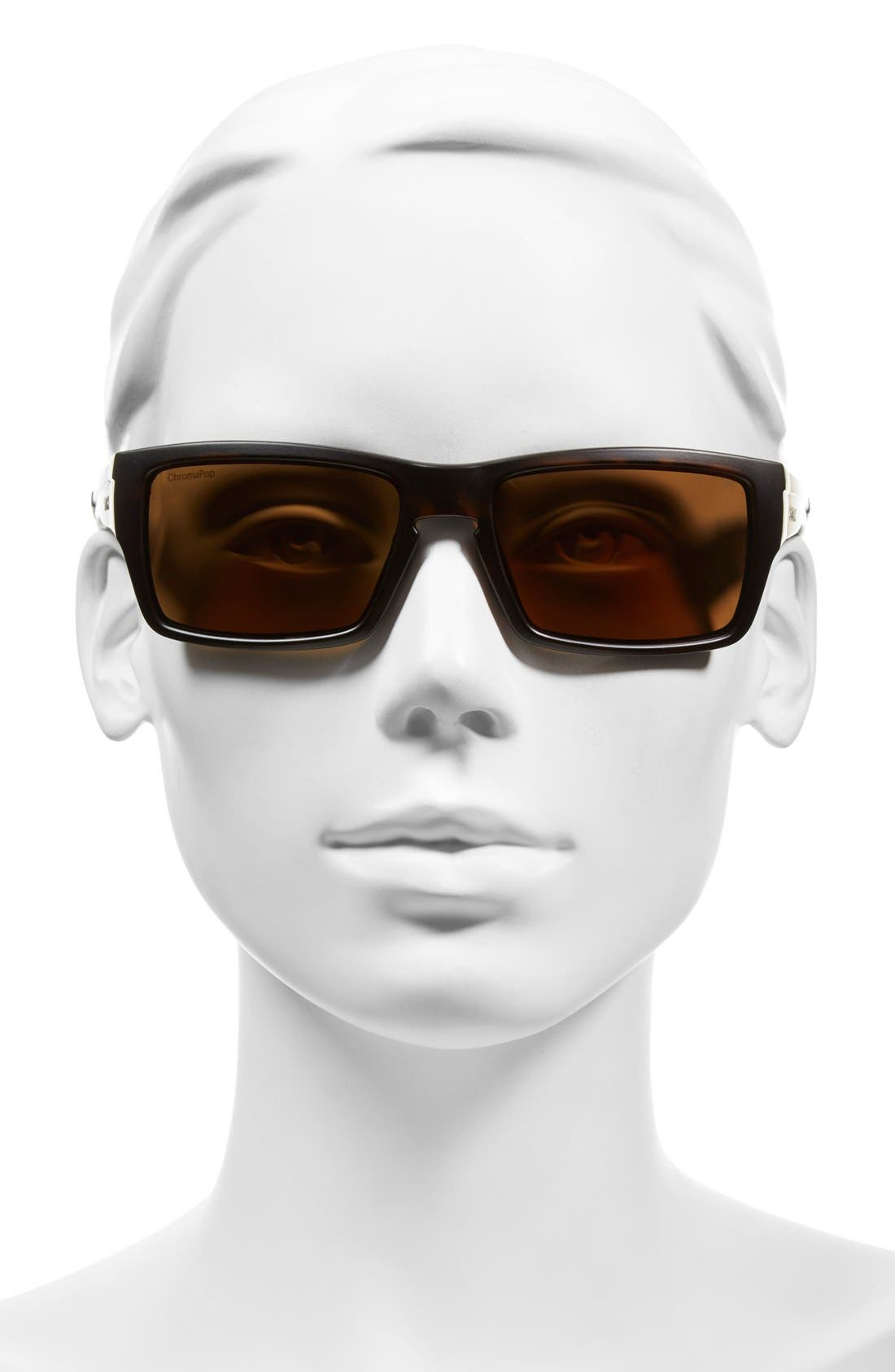 'Outlier' 56mm Polarized Sunglasses,                             Alternate thumbnail 3, color,