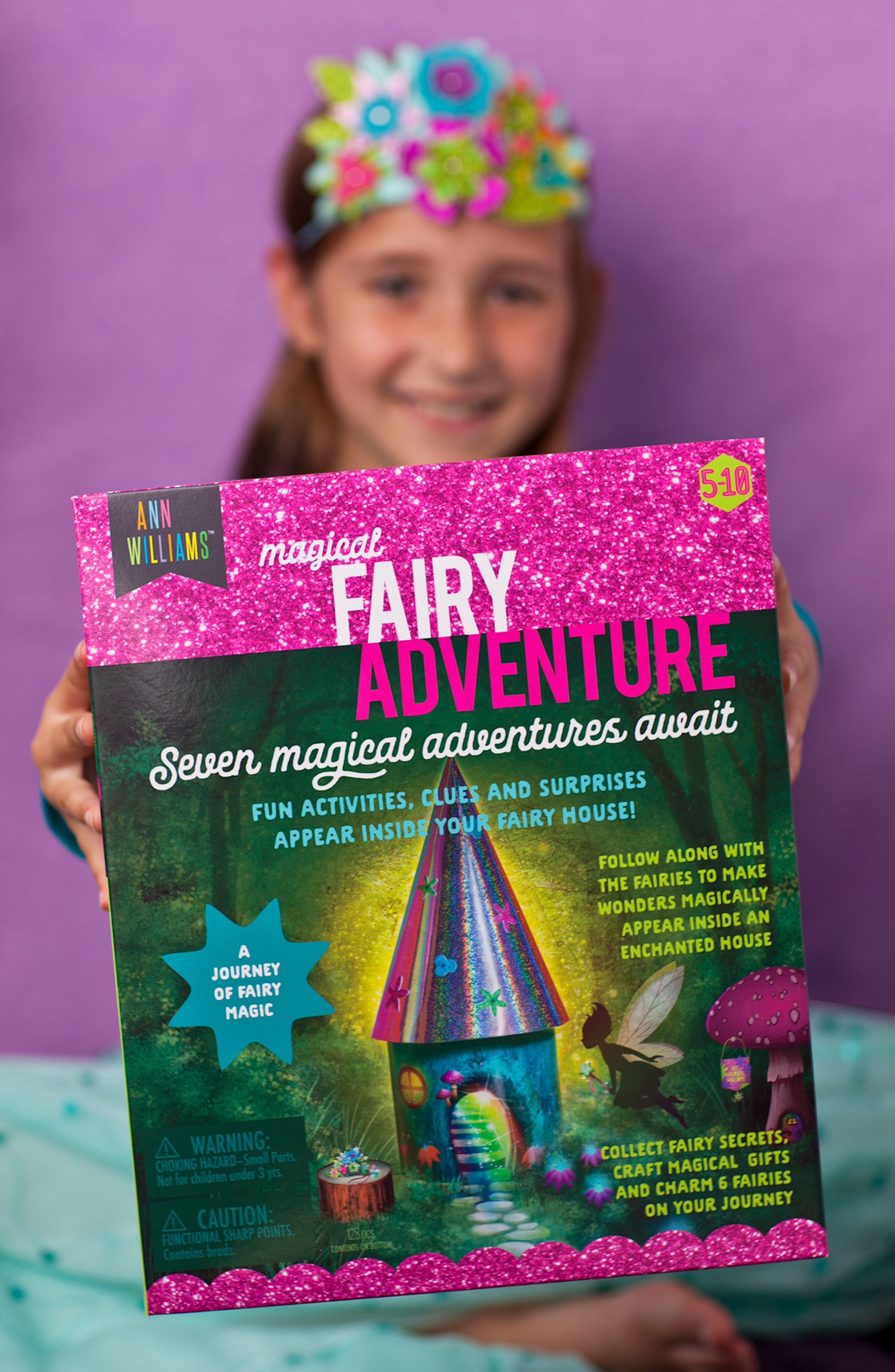Magical Fairy Adventure Craft Kit,                             Alternate thumbnail 3, color,                             960