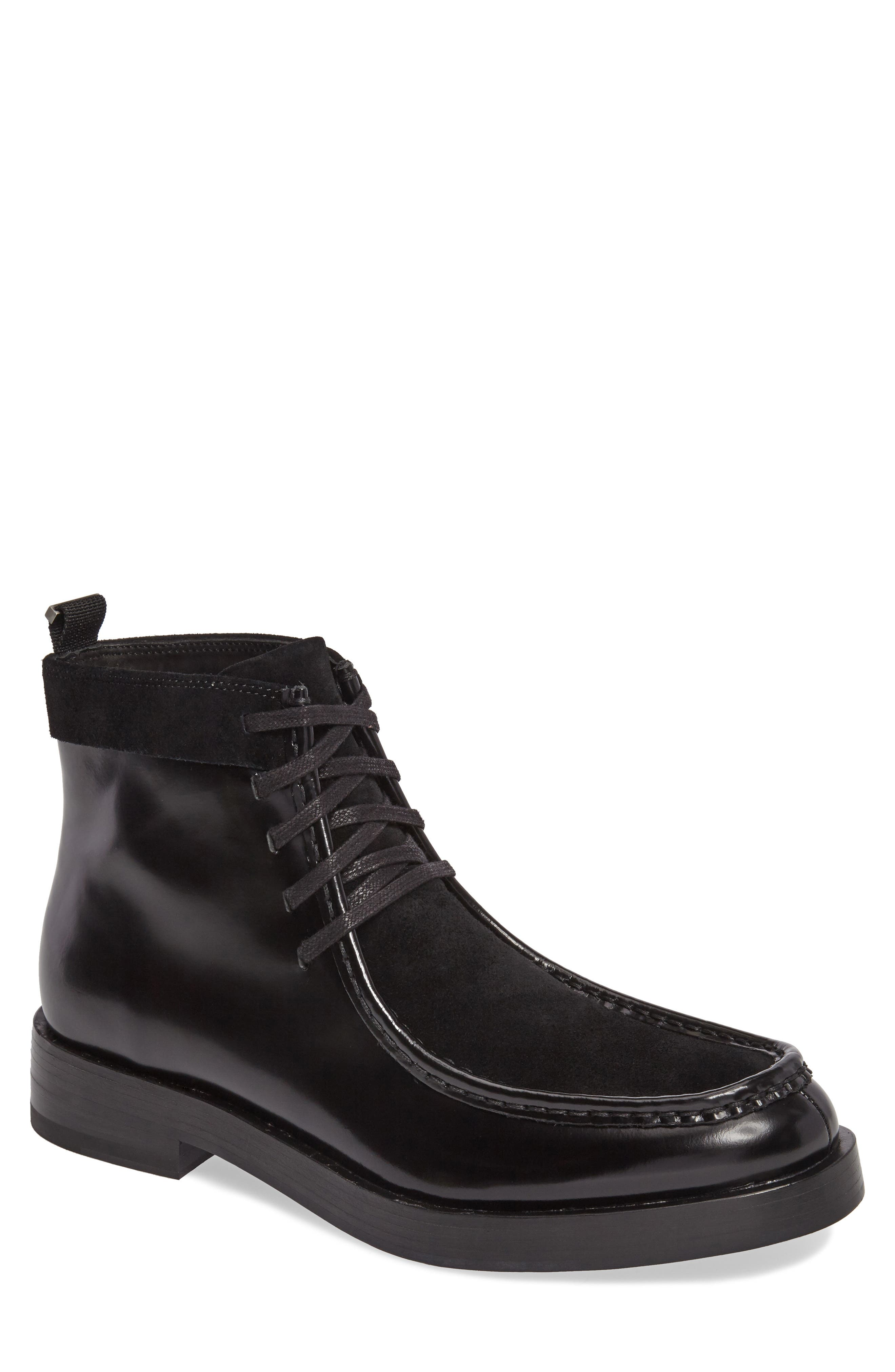Rafi Moc Toe Boot,                         Main,                         color, 001