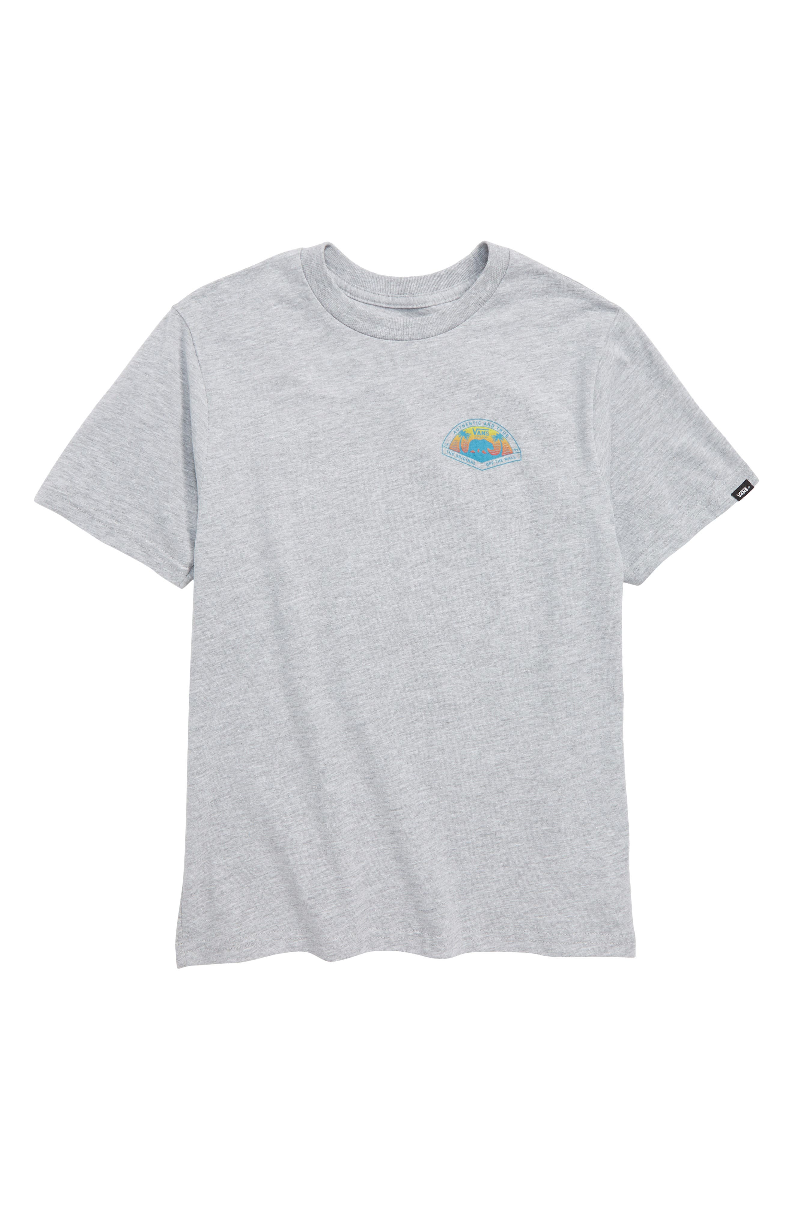 Grizzly Beach Graphic T-Shirt,                             Main thumbnail 1, color,