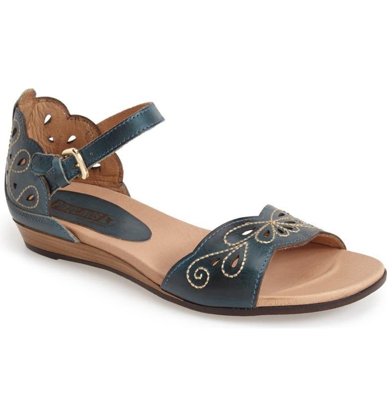 54549180954 PIKOLINOS  Alcudia  Leather Sandal (Women)