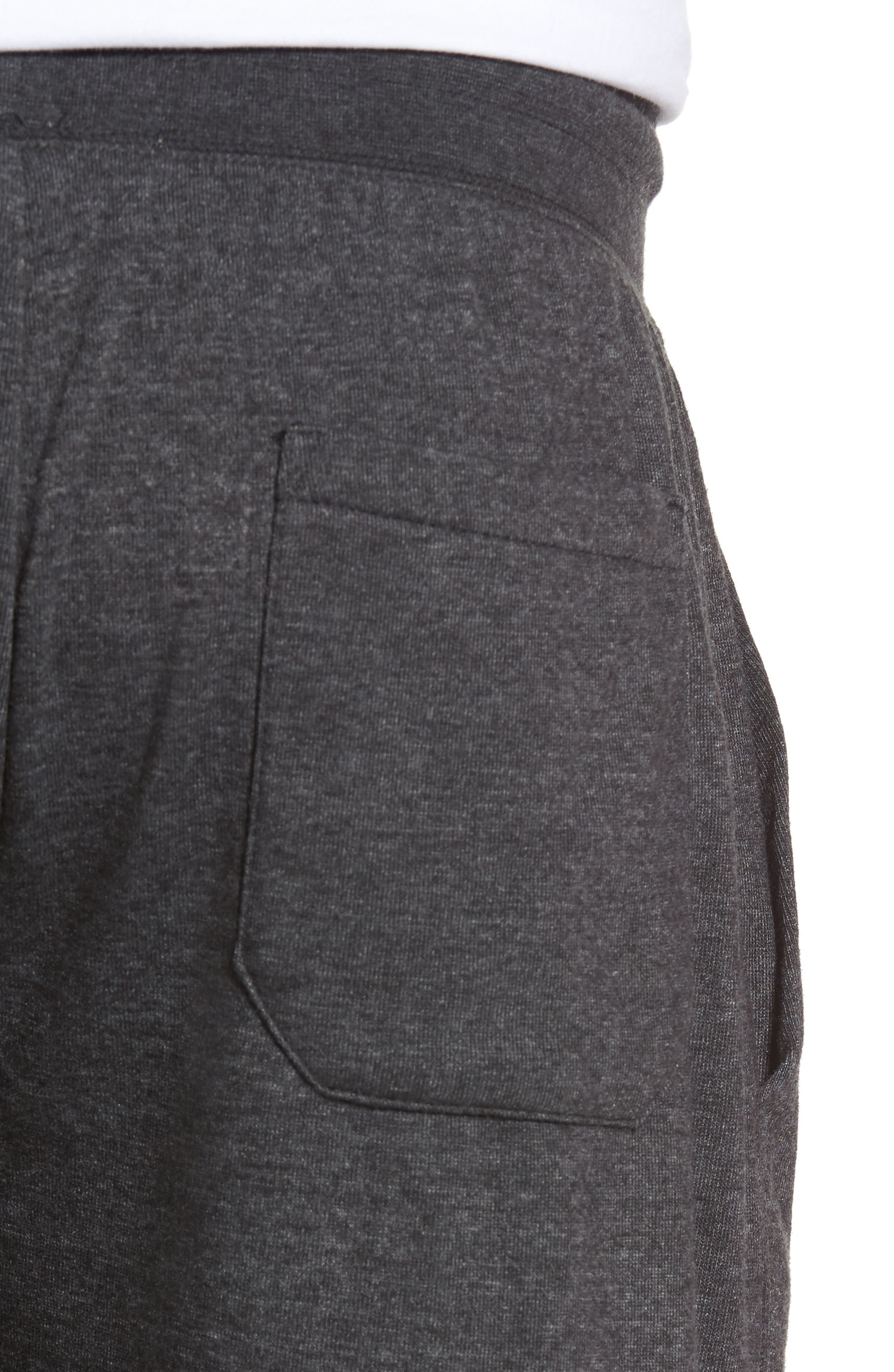 Fleece Shorts,                             Alternate thumbnail 4, color,                             030