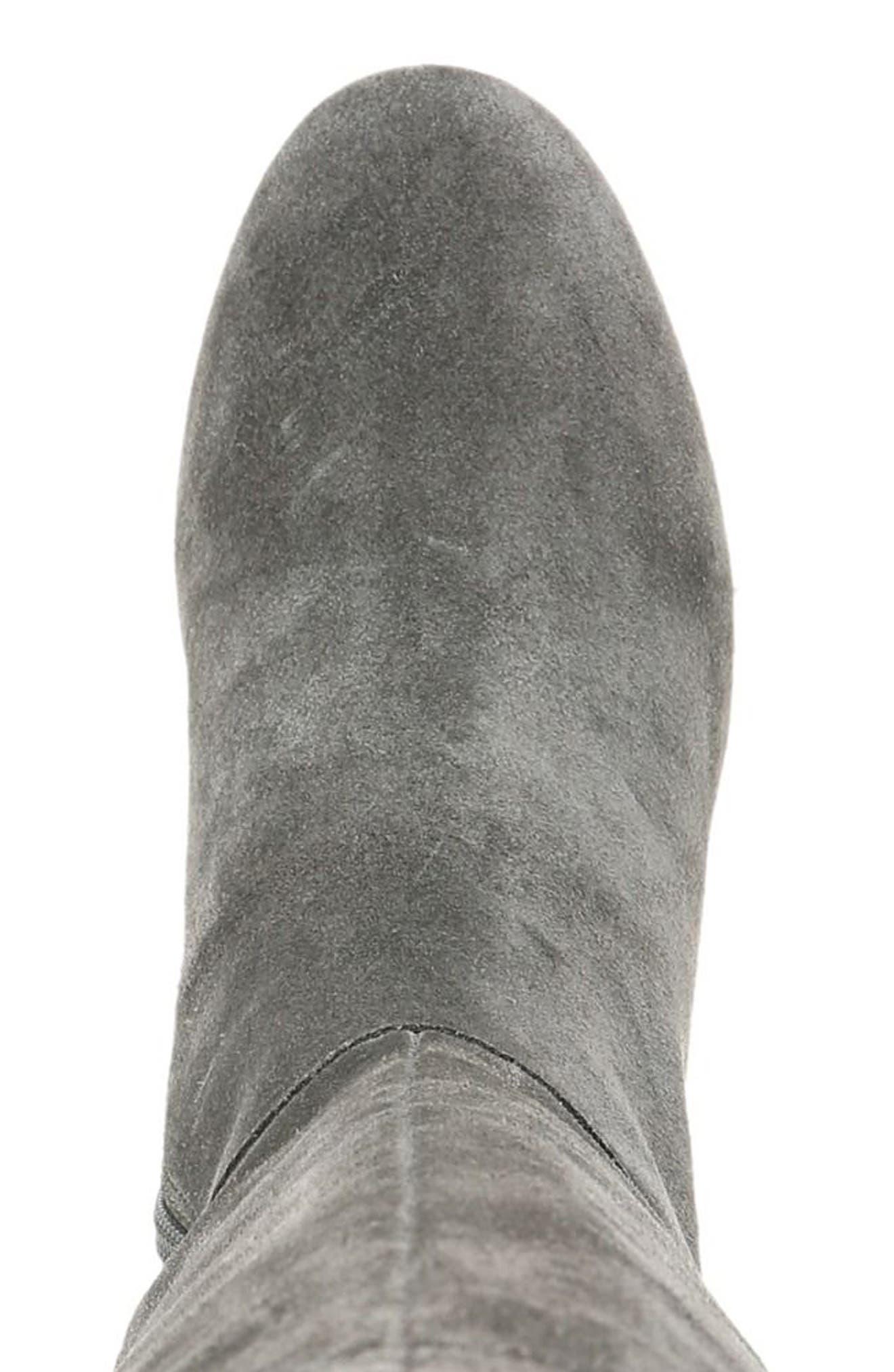 Korrine Over the Knee Boot,                             Alternate thumbnail 4, color,                             020