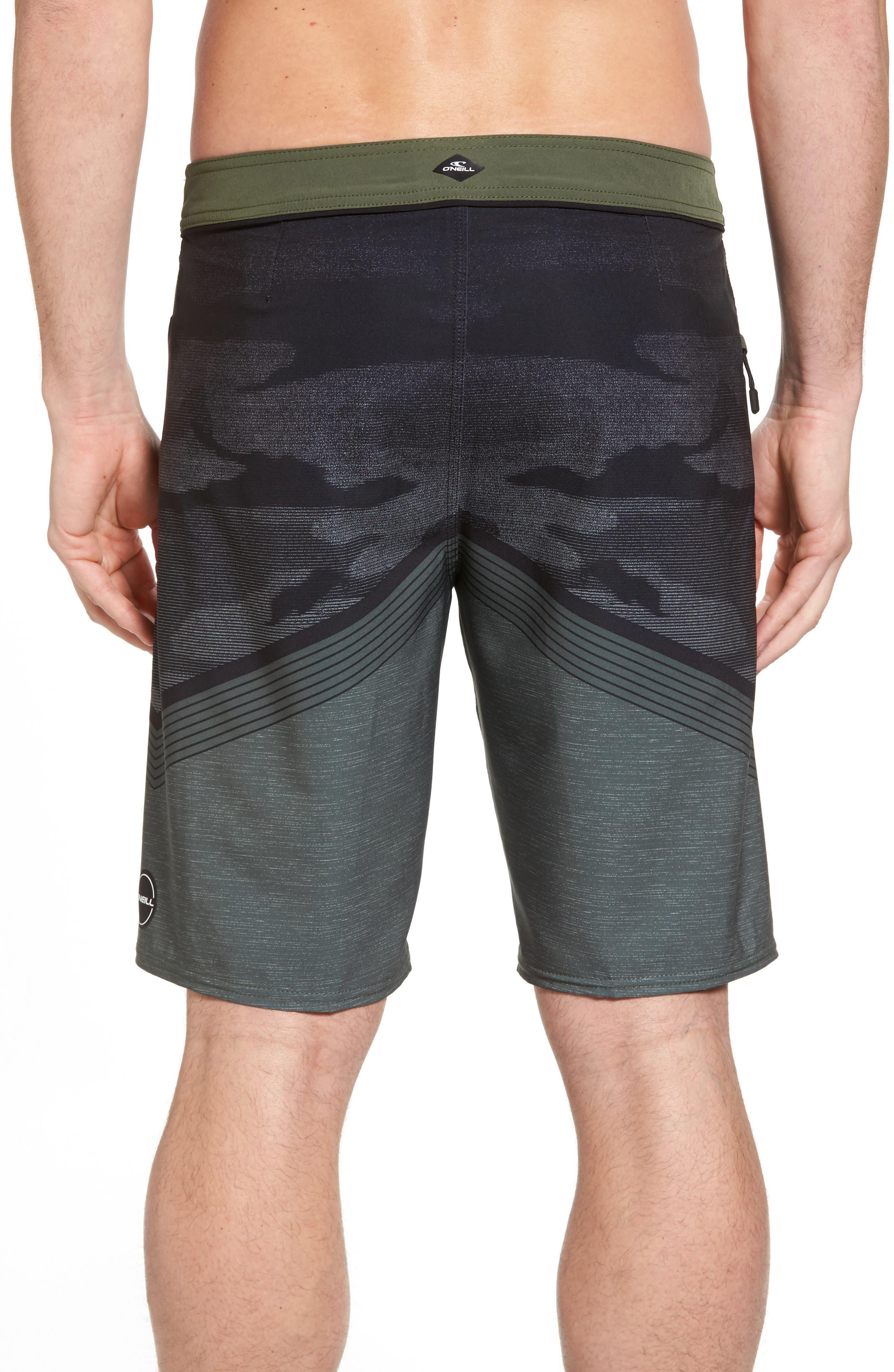 Hyperfreak Stretch Board Shorts,                             Alternate thumbnail 2, color,                             310