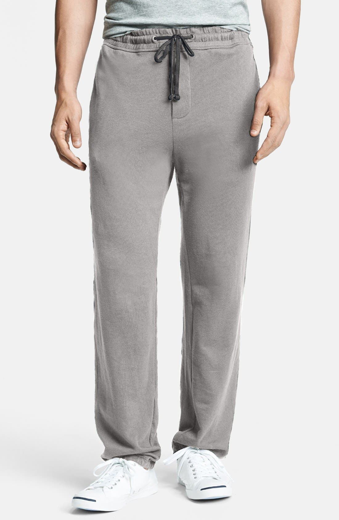 'Classic' Sweatpants,                             Main thumbnail 4, color,