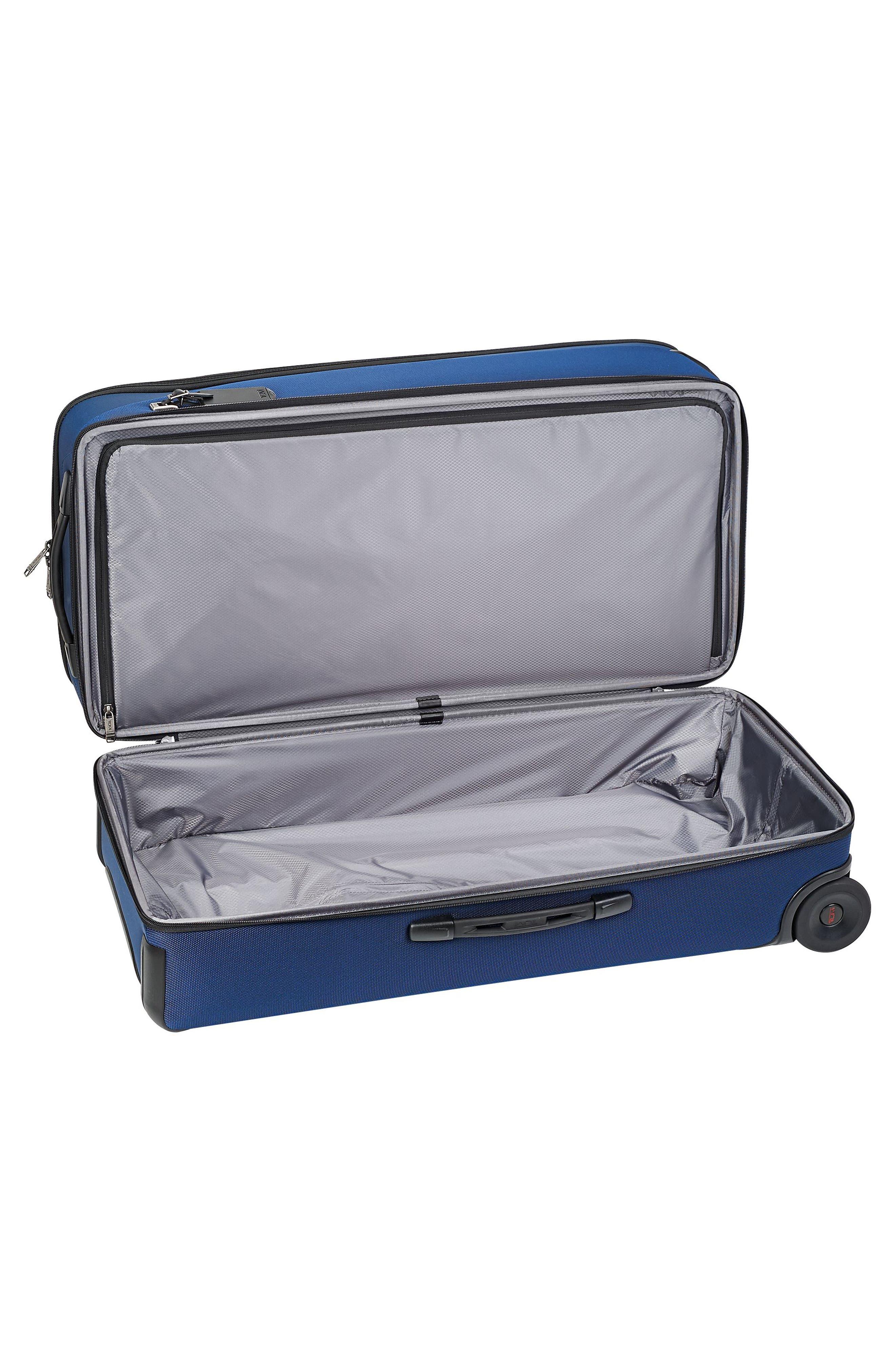 Merge - Rolling Duffel Bag,                             Alternate thumbnail 6, color,                             OCEAN BLUE