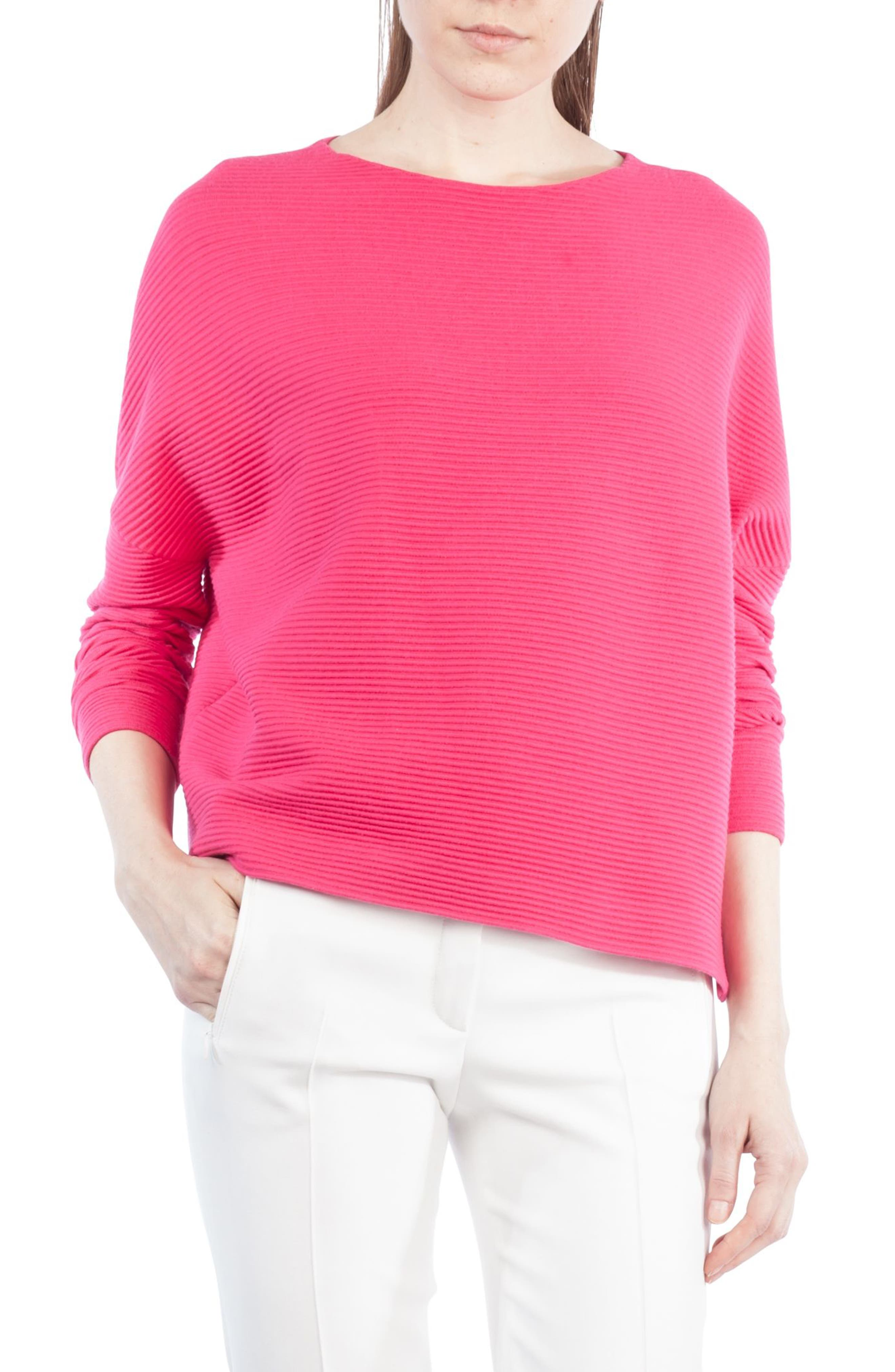 Stretch Wool Pullover,                         Main,                         color, 650
