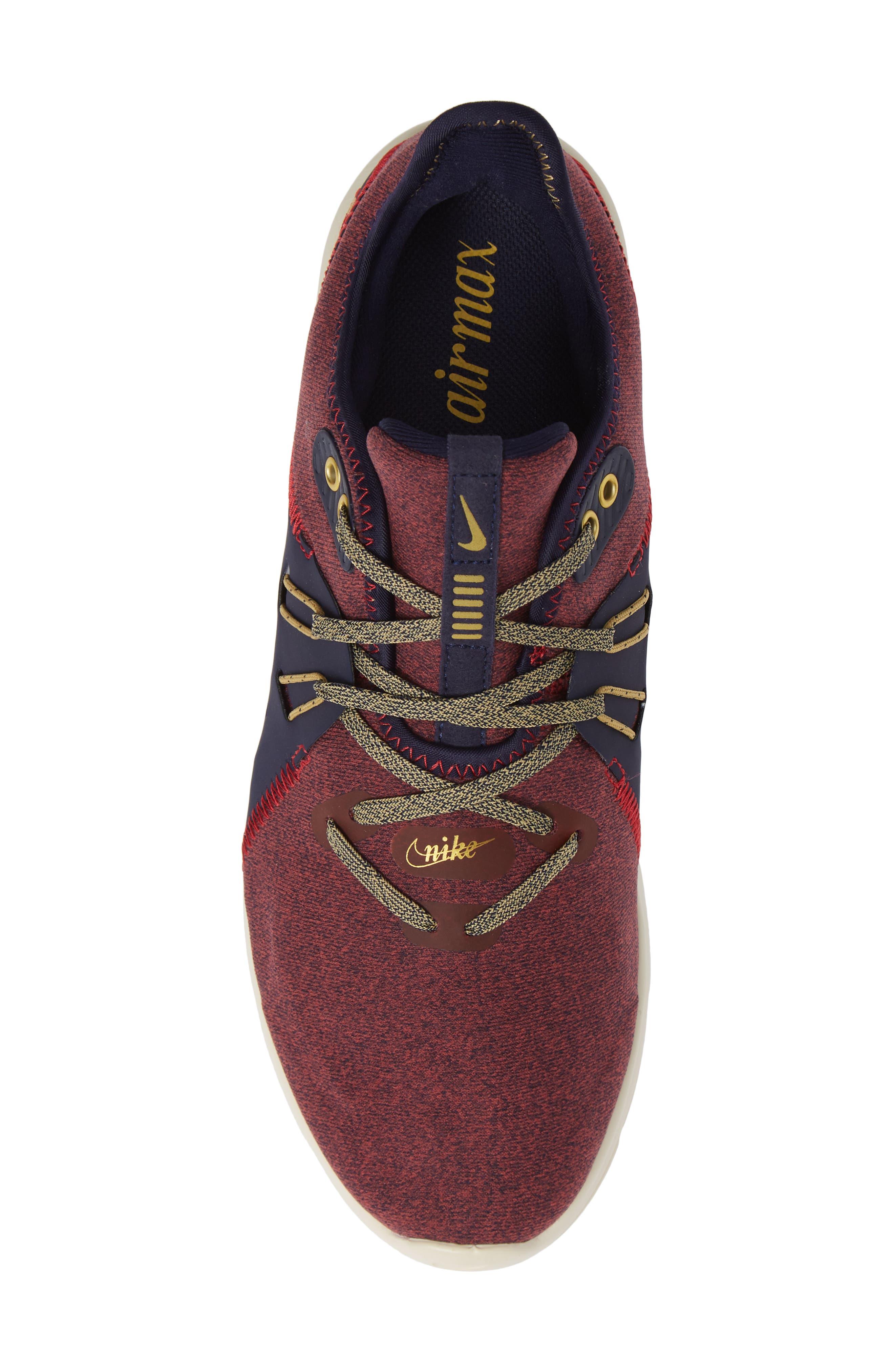 Air Max Sequent 3 PRM VST Sneaker,                             Alternate thumbnail 5, color,                             600