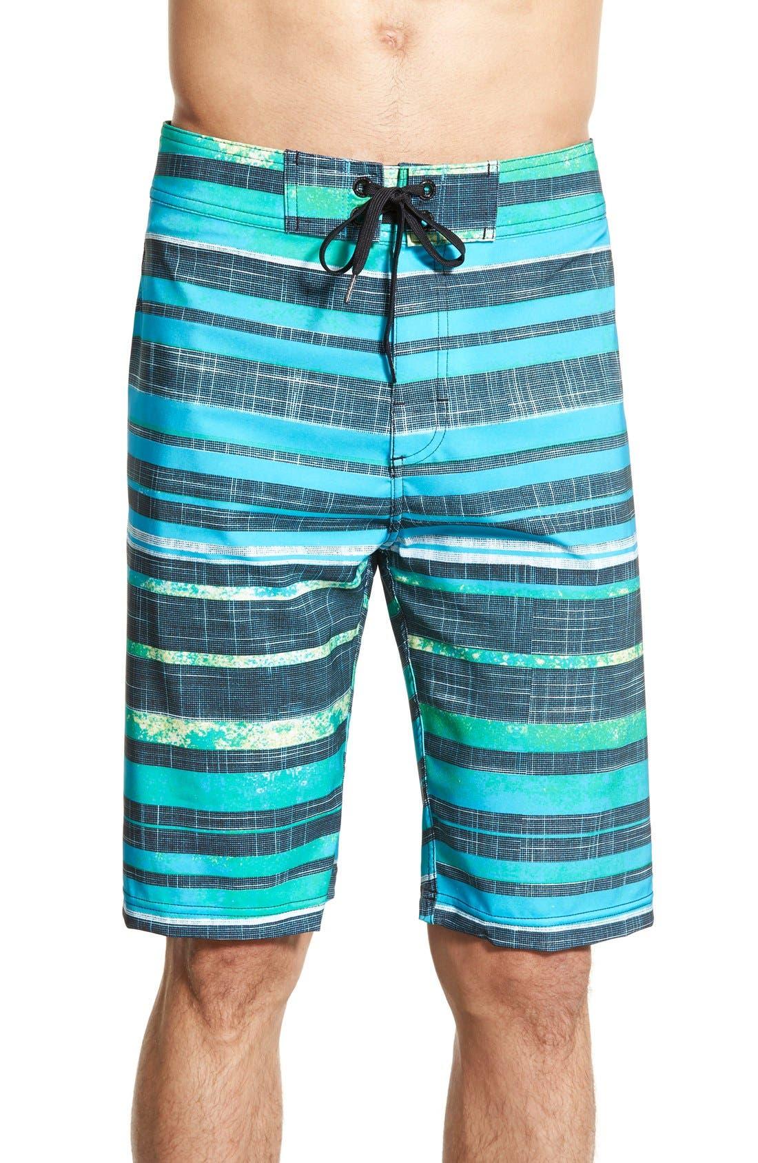 'Sediment' Stretch Board Shorts,                             Main thumbnail 15, color,