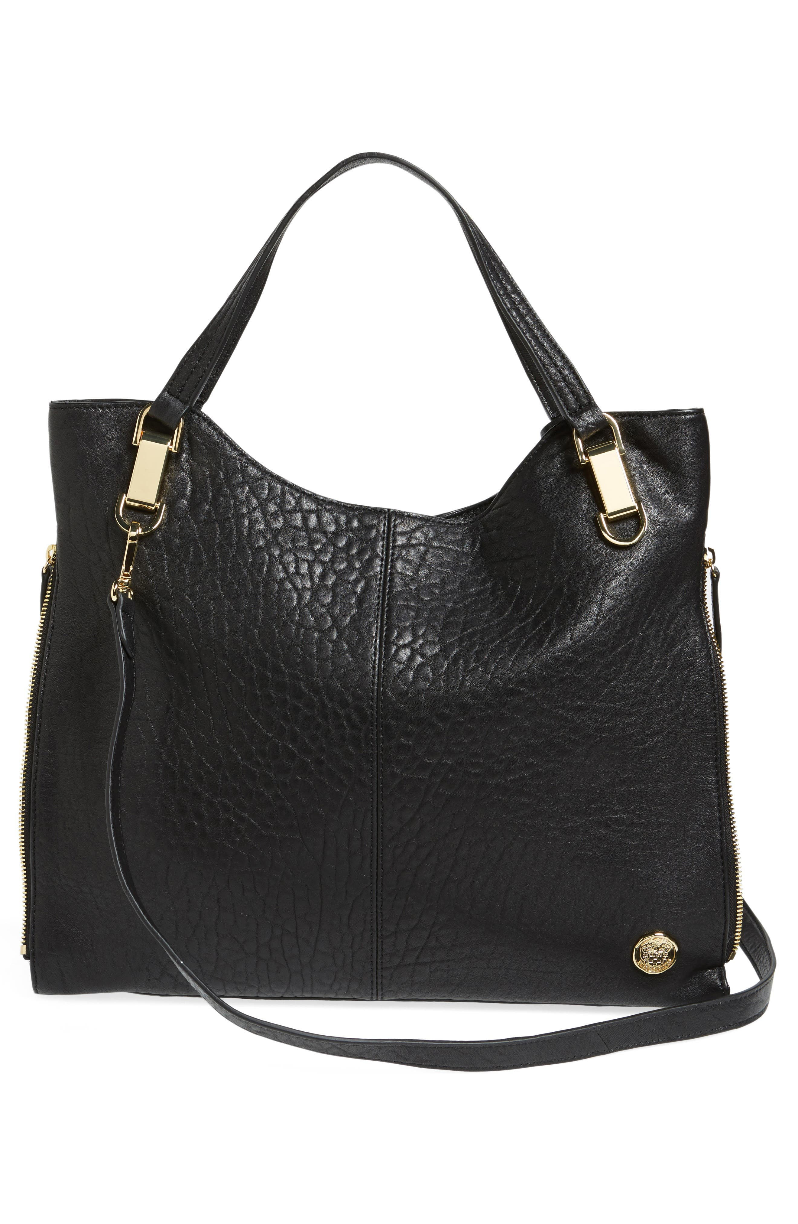 'Riley' Leather Tote,                             Alternate thumbnail 53, color,