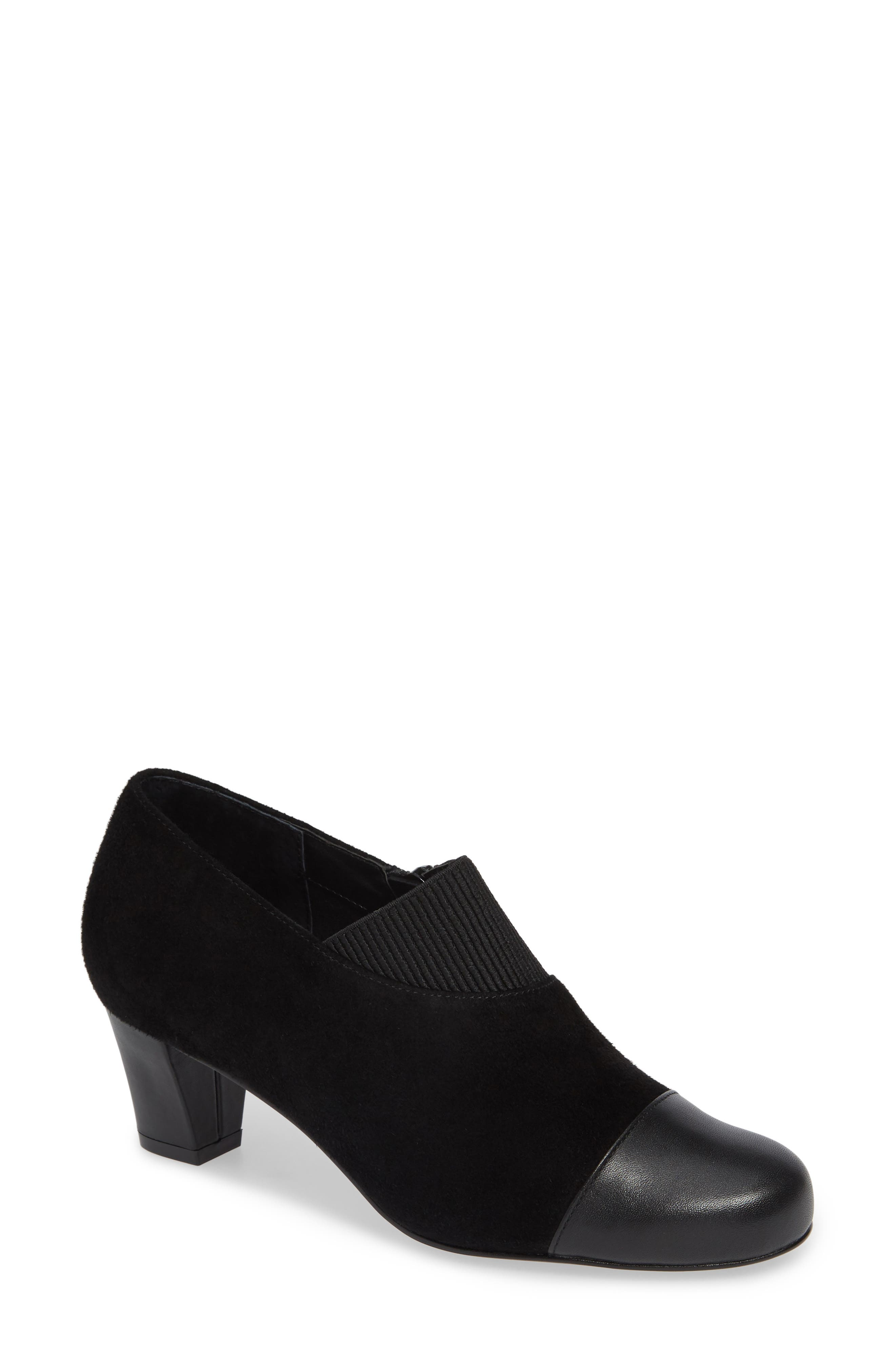 David Tate Hope Bootie, Black