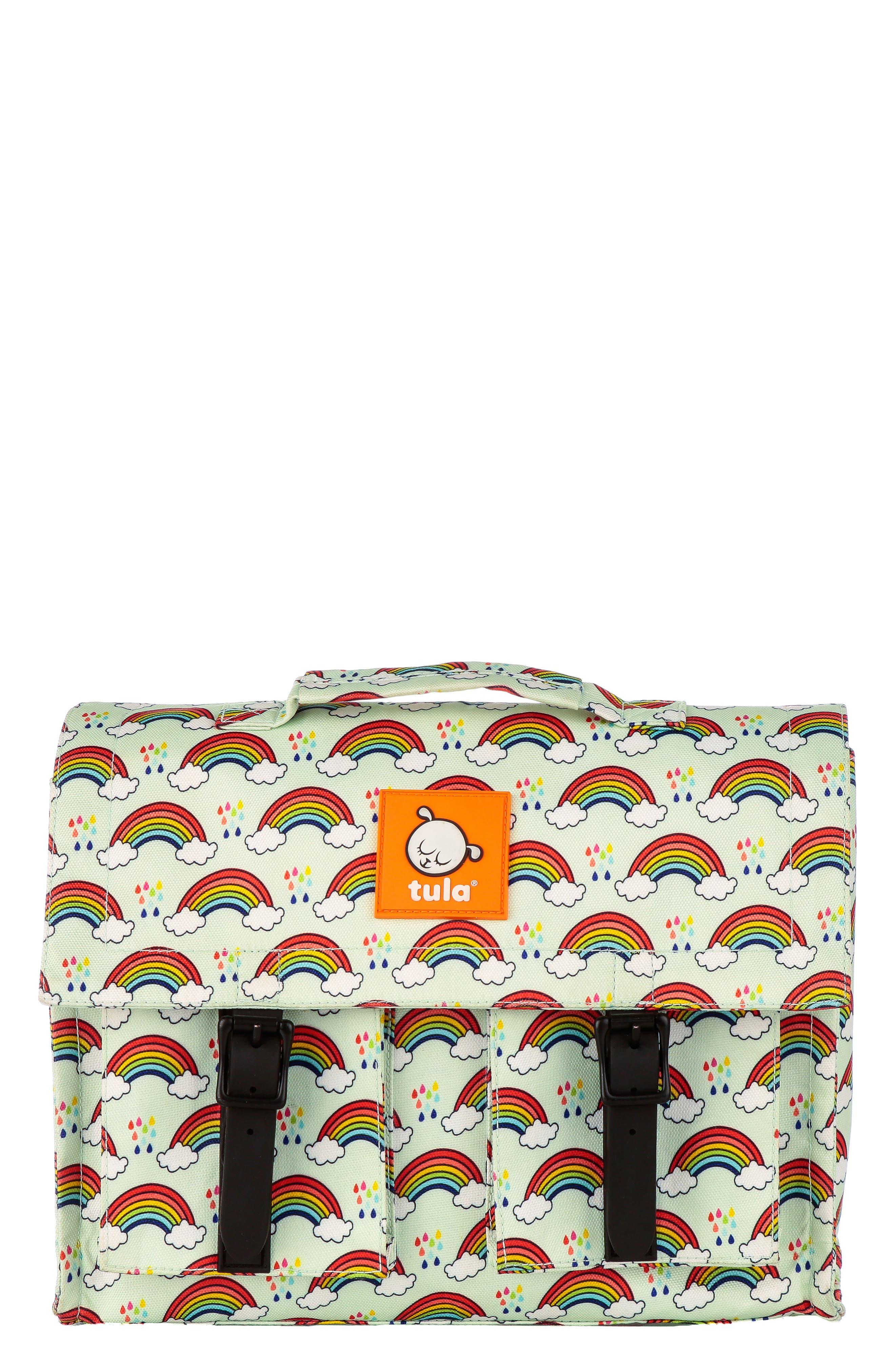 BABY TULA,                             Rainbow Showers Backpack,                             Main thumbnail 1, color,                             300