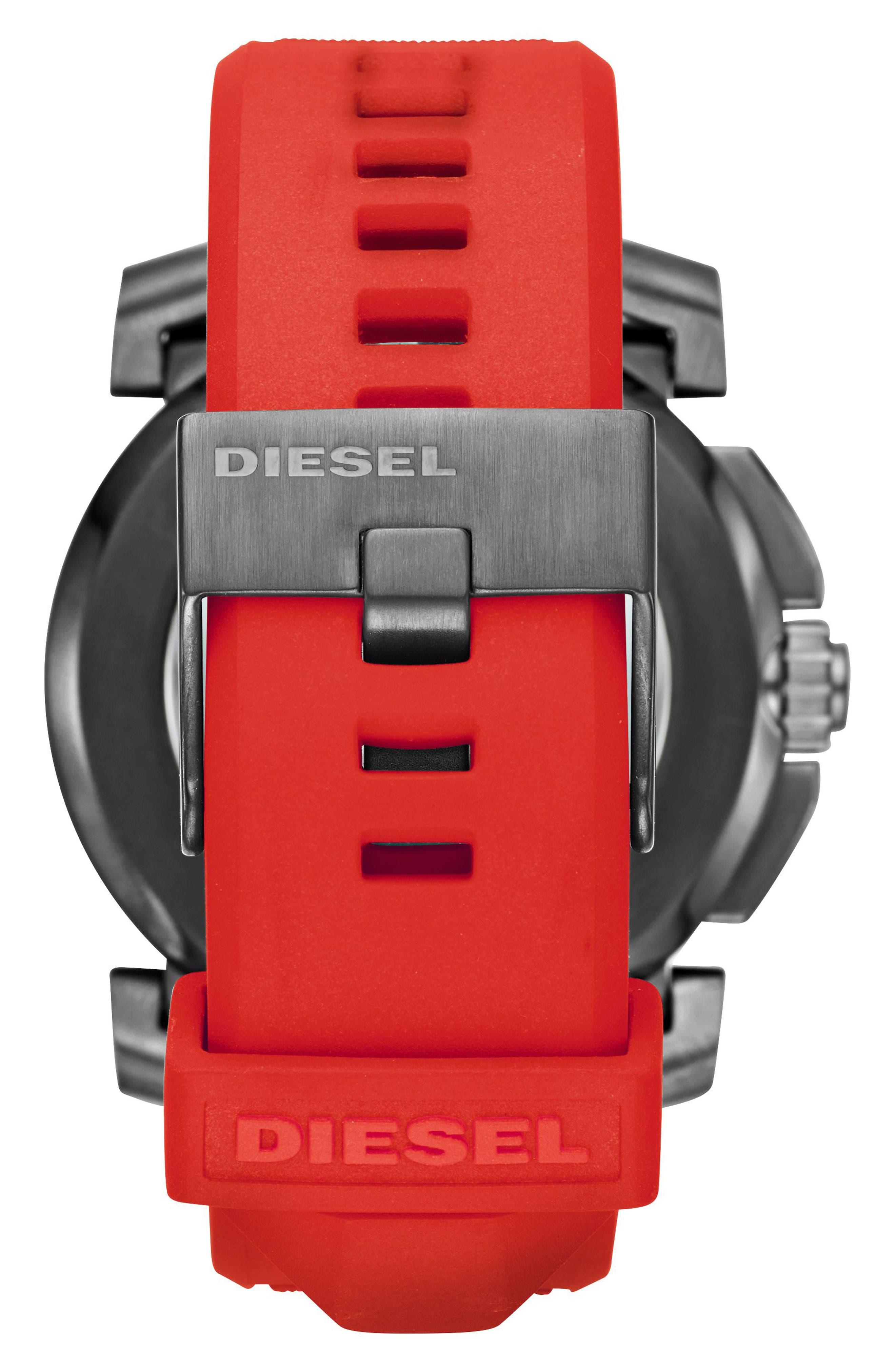 Sleeper Hybrid Canvas Strap Watch, 47mm,                             Alternate thumbnail 2, color,                             602