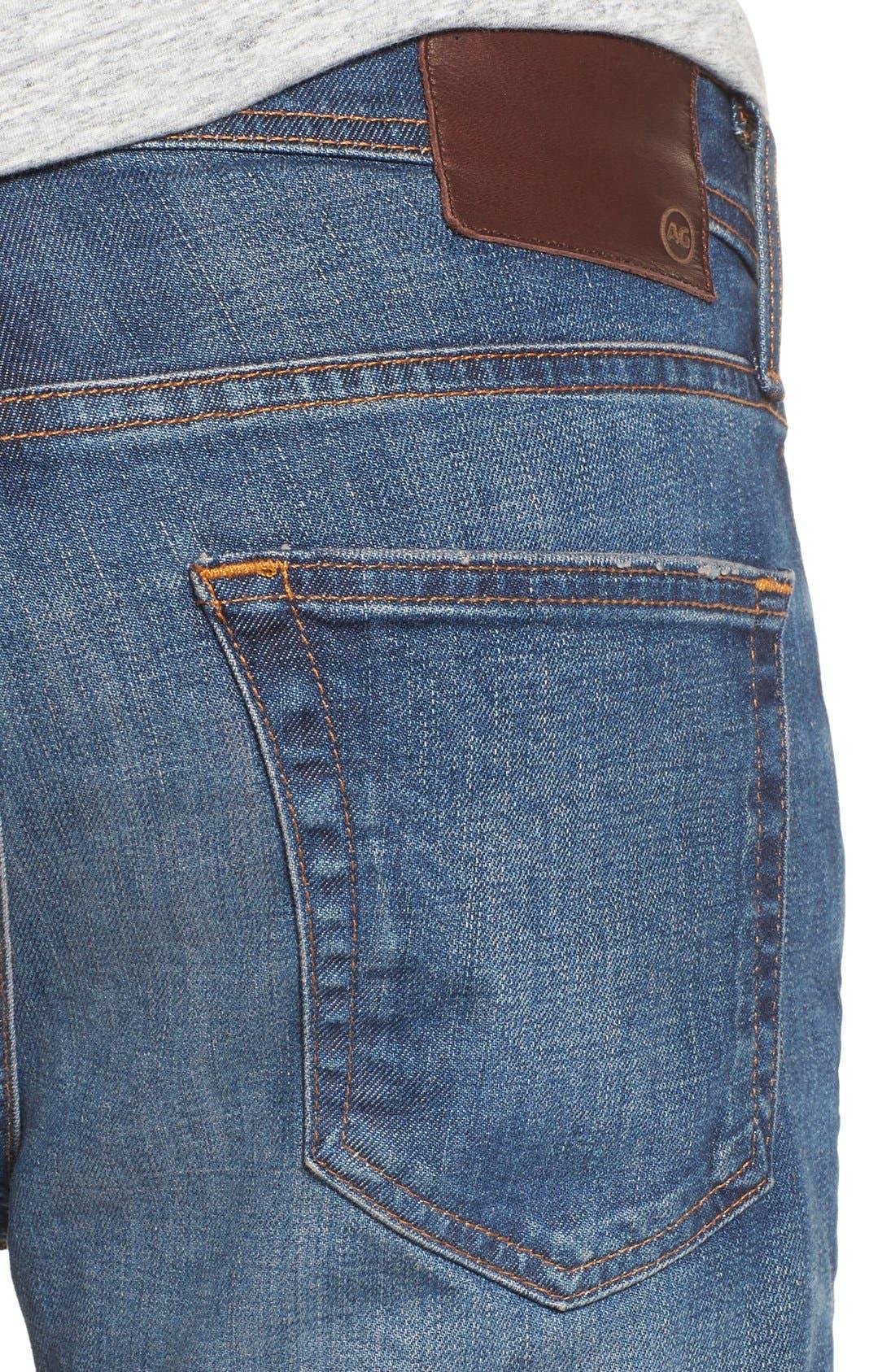 AG,                             'Stockton' Skinny Fit Jeans,                             Alternate thumbnail 4, color,                             425