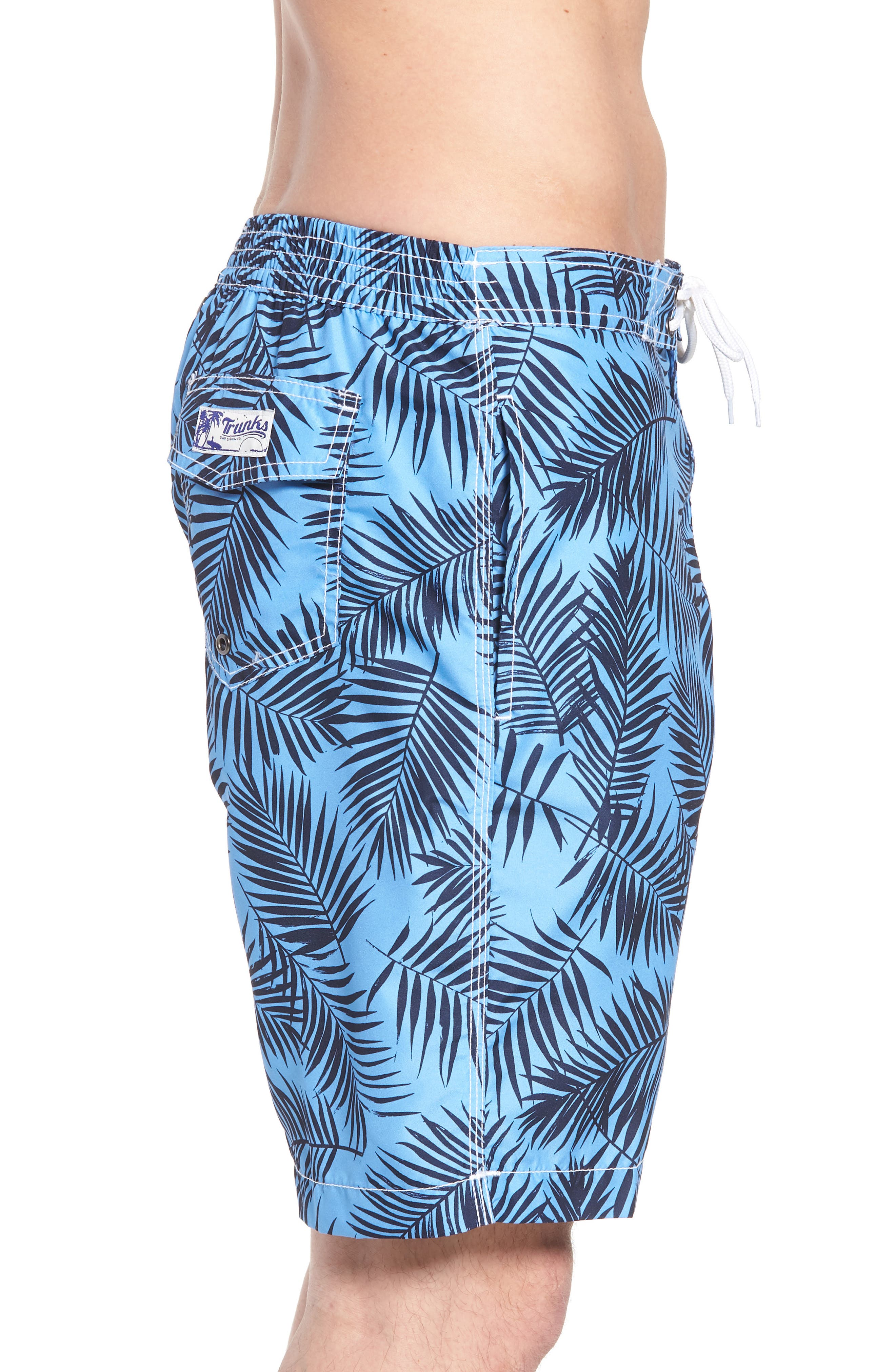 Swami Tropical Island Board Shorts,                             Alternate thumbnail 3, color,                             461