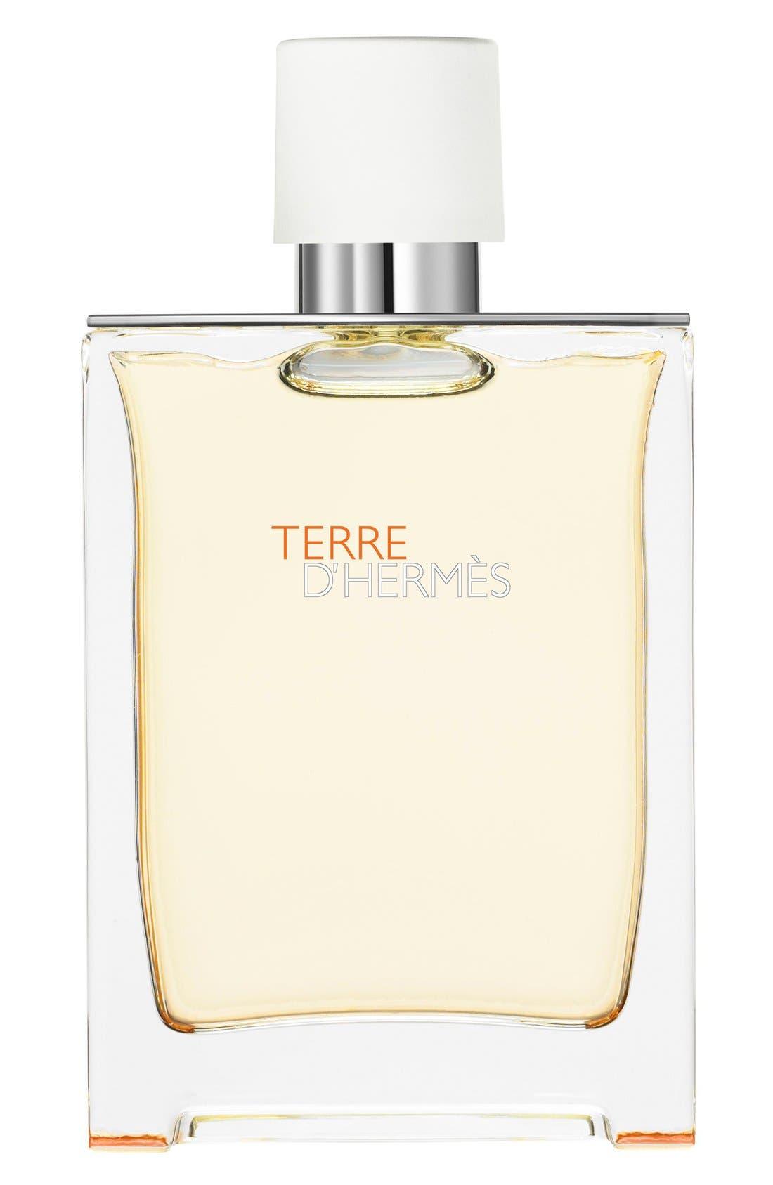 Hermès Terre d'Hermès - Eau très fraîche eau de toilette spray,                             Main thumbnail 1, color,                             000