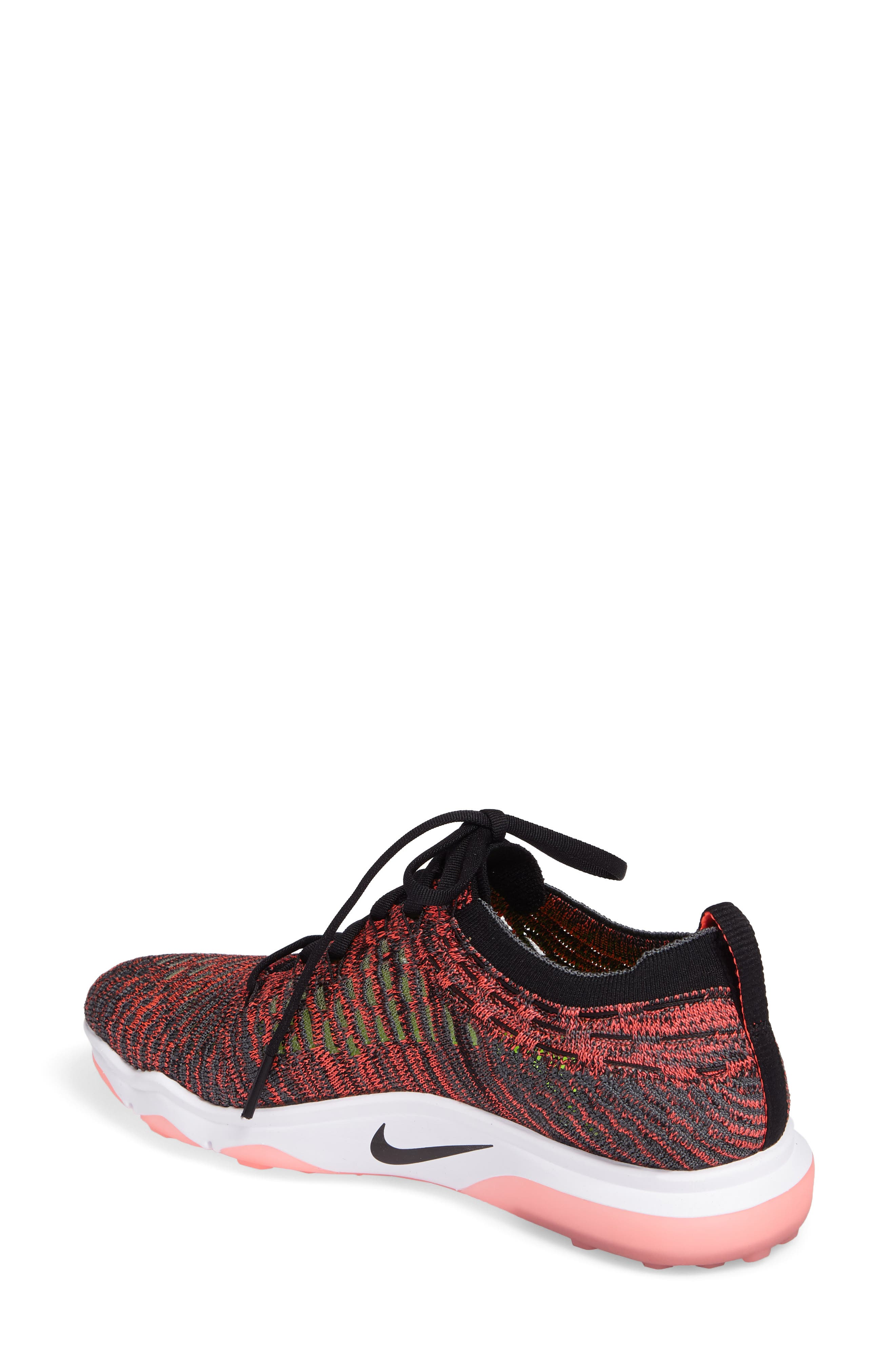 Air Zoom Fearless Flyknit Training Shoe,                             Alternate thumbnail 12, color,