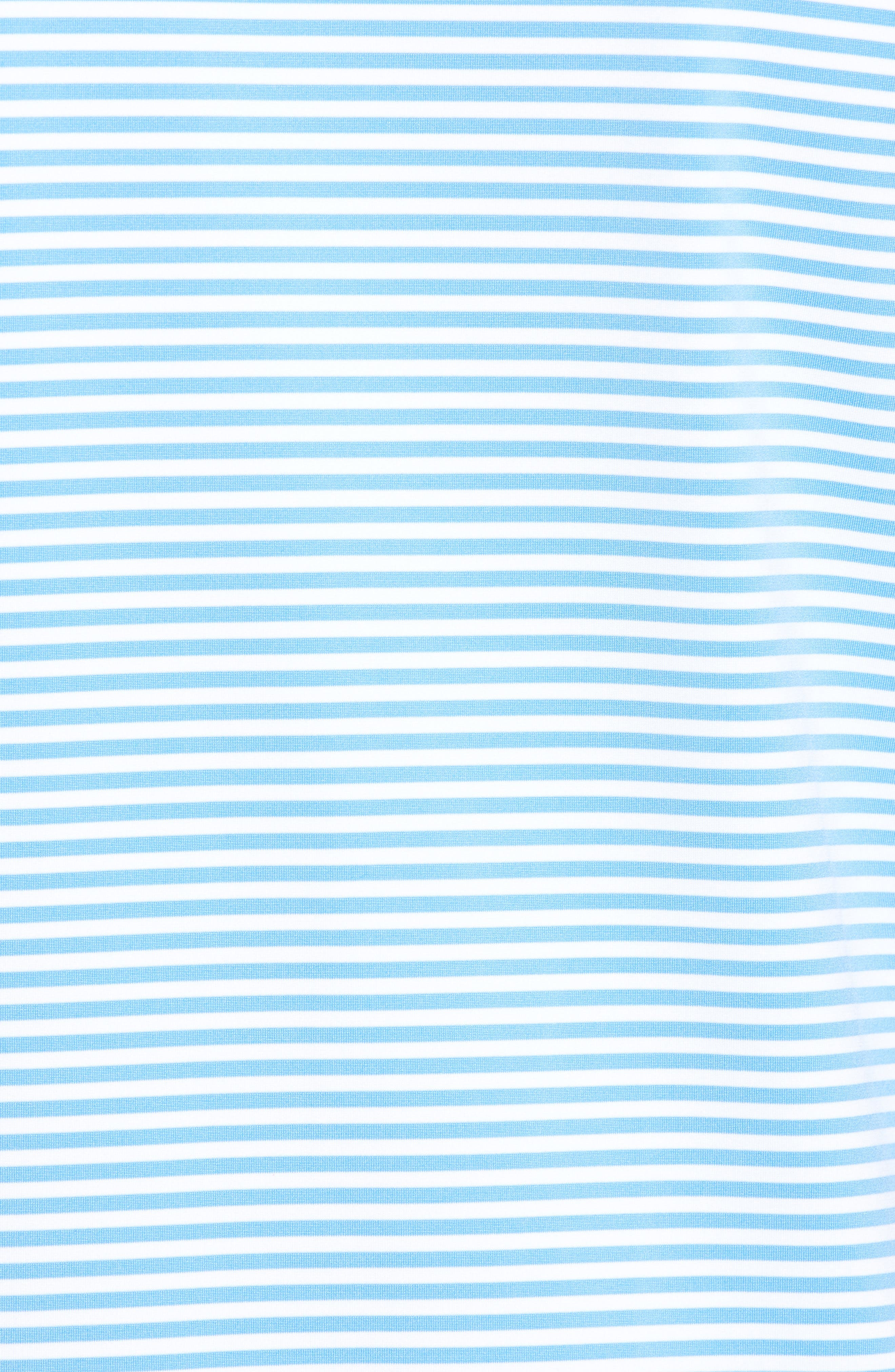 Color to White Feeder Stripe Polo,                             Alternate thumbnail 34, color,
