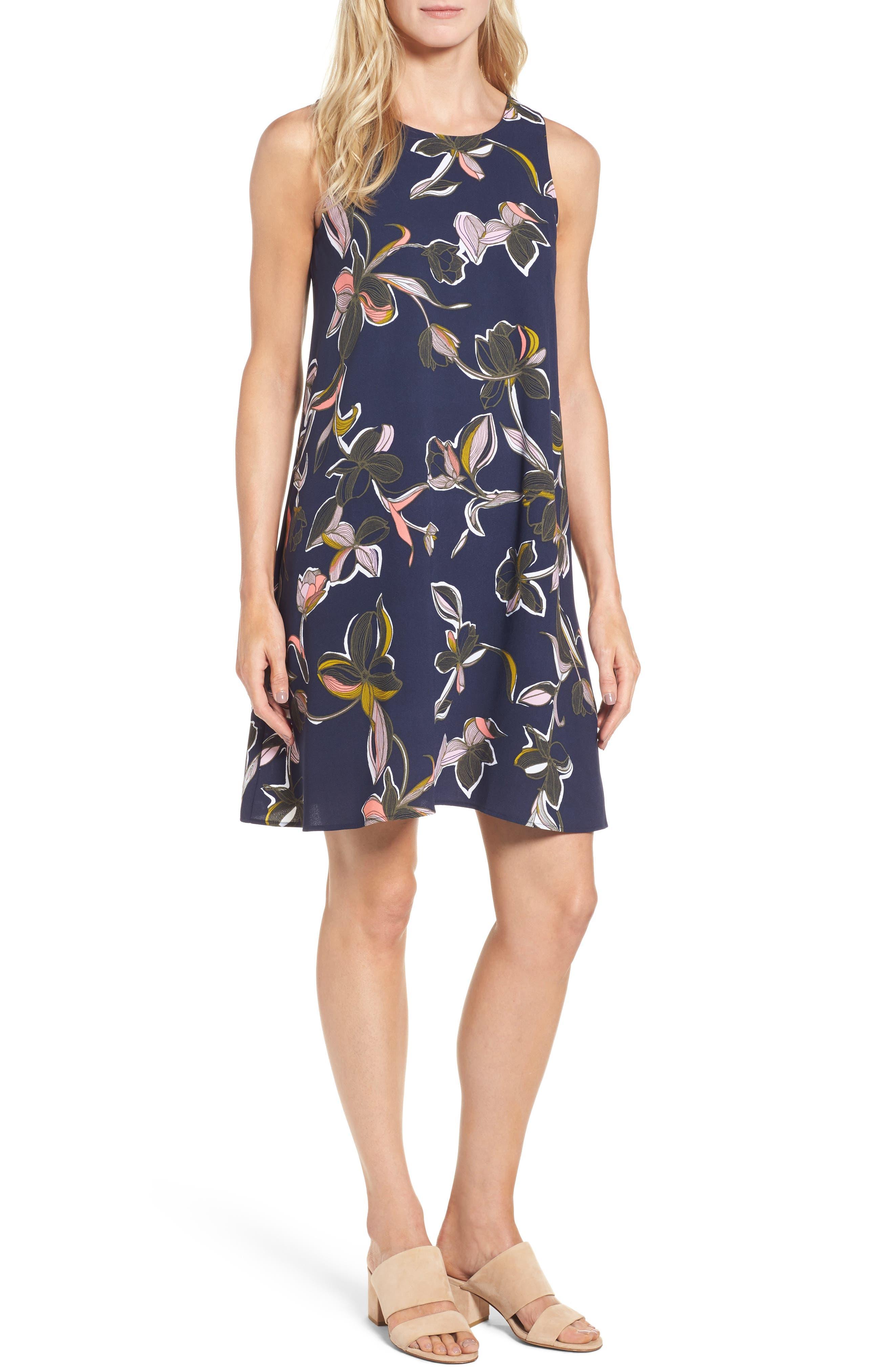 A-Line Dress,                             Main thumbnail 29, color,