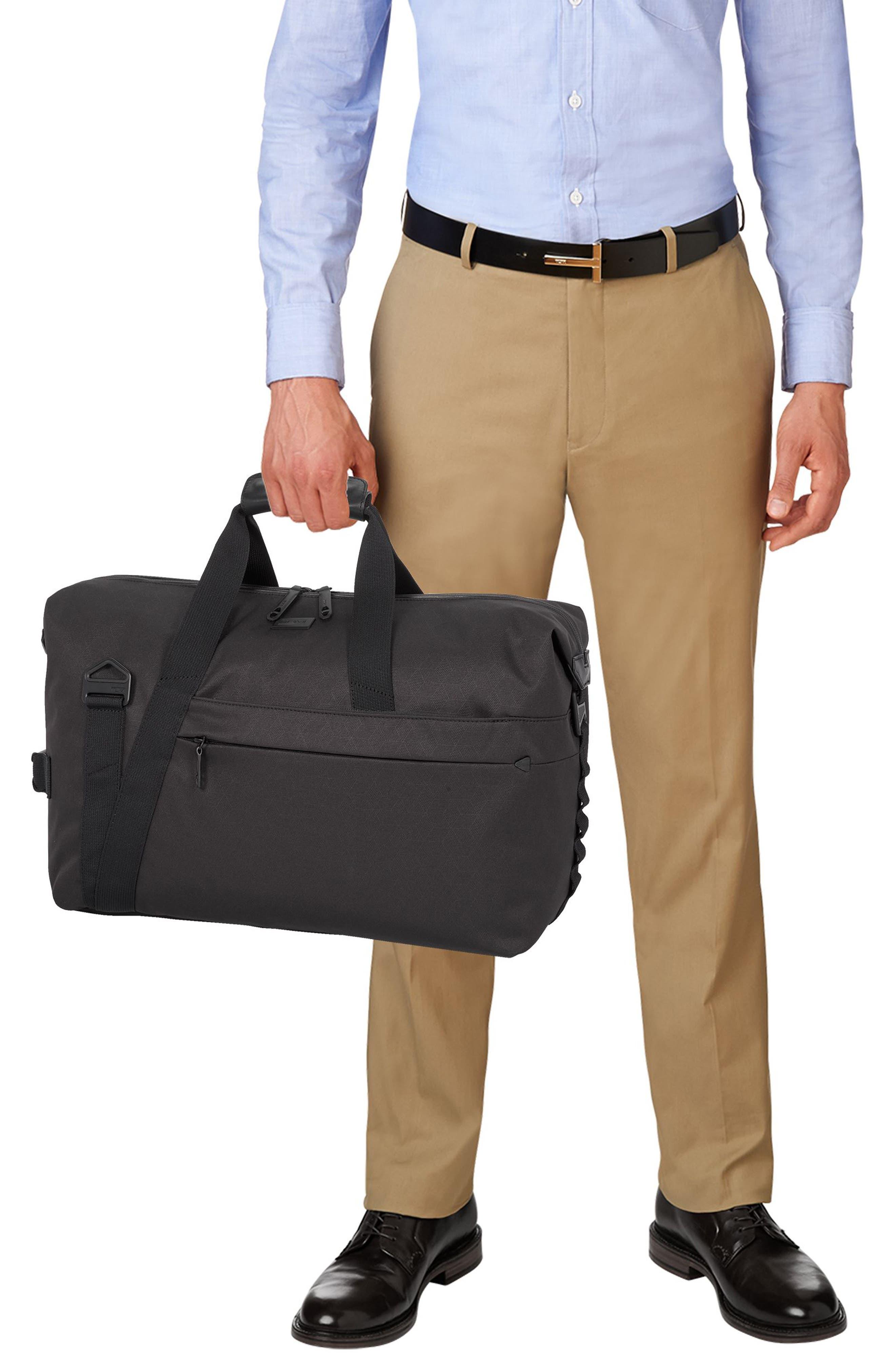 Sonoma Duffel Bag,                             Alternate thumbnail 2, color,                             BLACK
