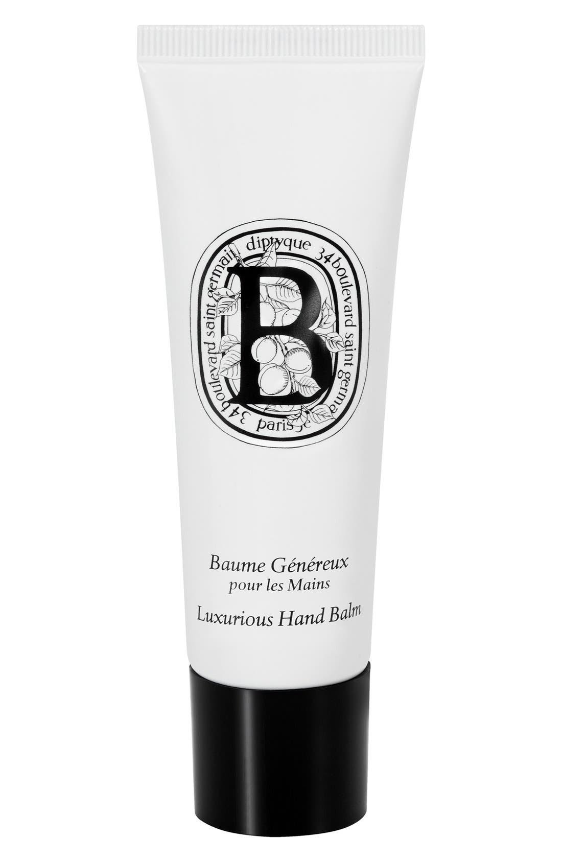 Luxurious Hand Balm Tube,                         Main,                         color, NO COLOR