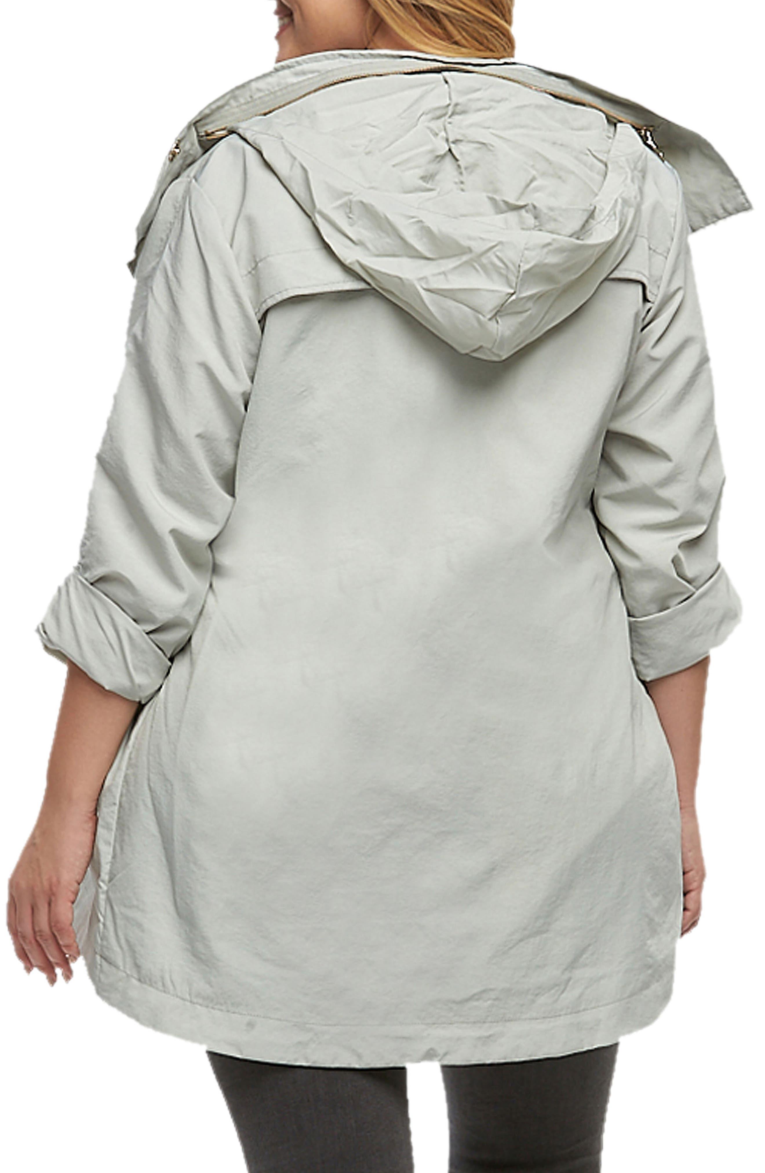 Cory Hooded Utility Jacket,                             Alternate thumbnail 12, color,
