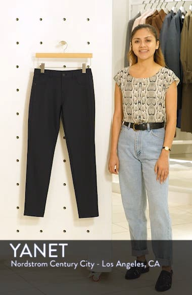 Mercer Acclaimed Stretch Skinny Pants, sales video thumbnail