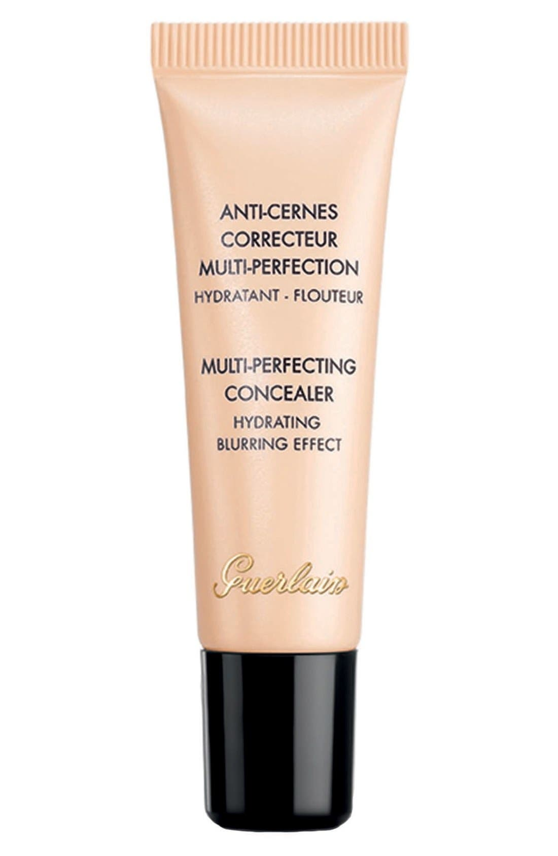 Multi-Perfecting Concealer Hydrating Blurring Effect,                         Main,                         color, 01