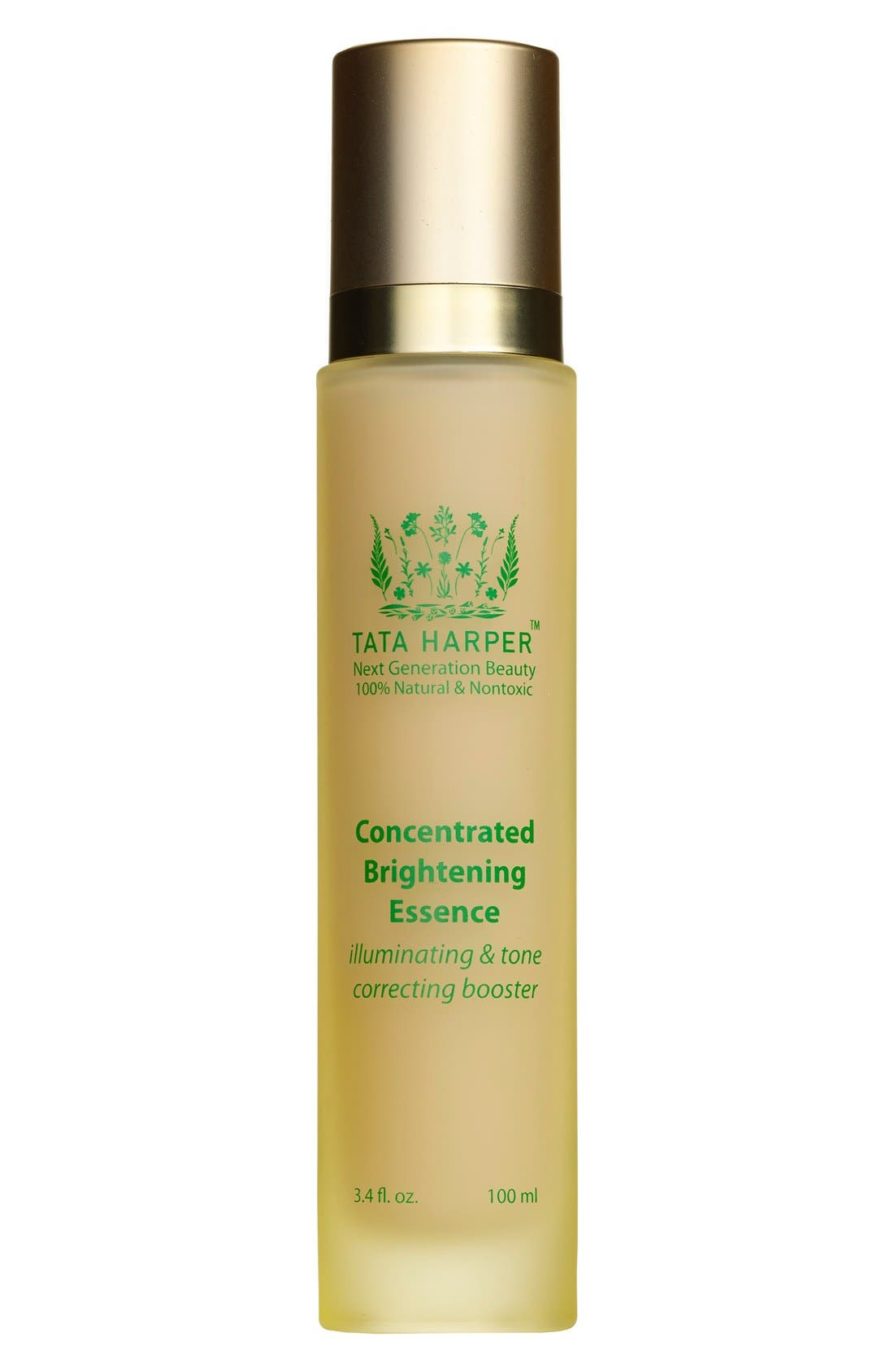 TATA HARPER SKINCARE,                             Concentrated Brightening Essence,                             Alternate thumbnail 4, color,                             NO COLOR