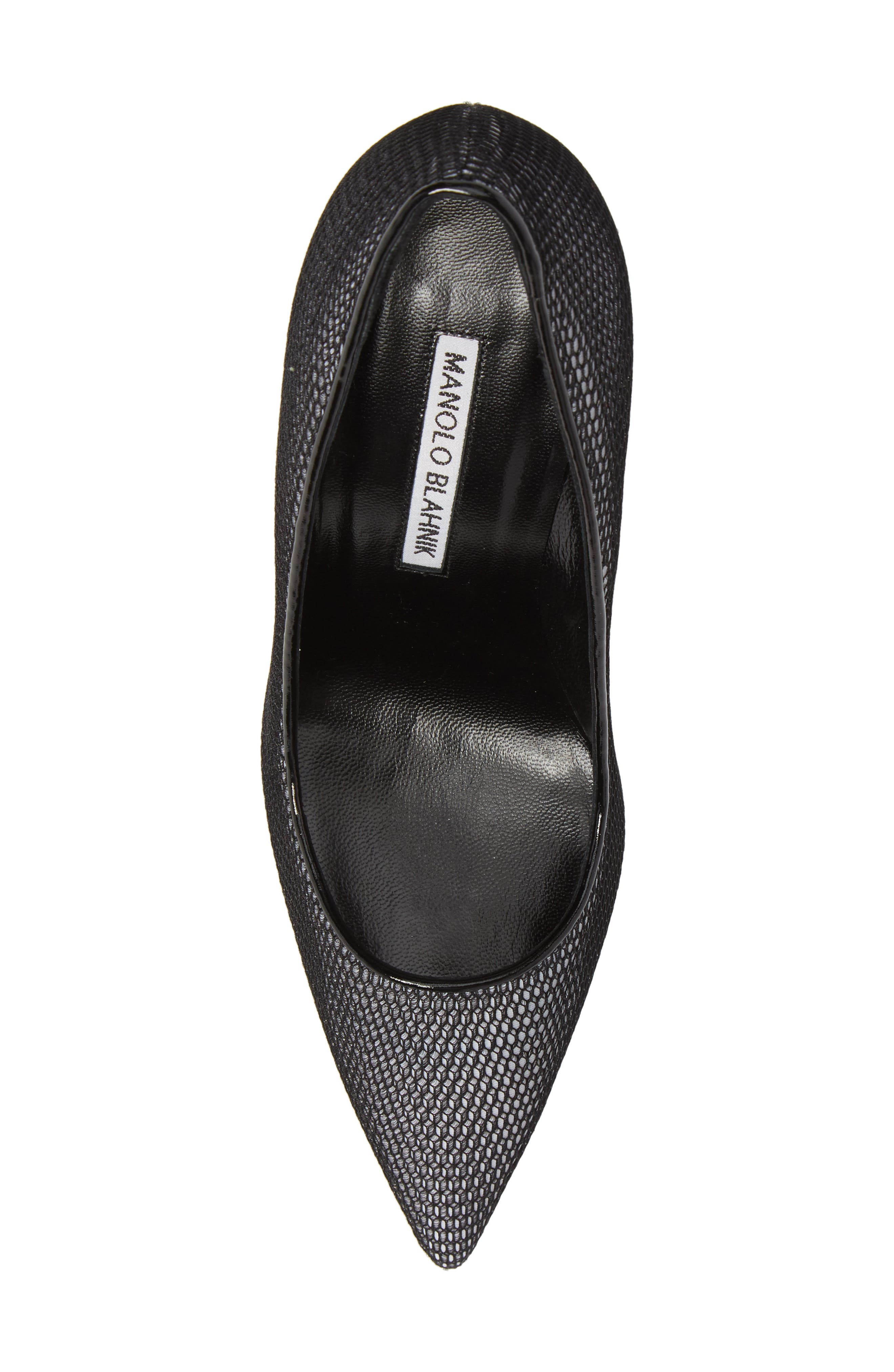 BB Pointy Toe Pump,                             Alternate thumbnail 5, color,