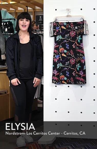 Reversible Off the Shoulder Dress, sales video thumbnail