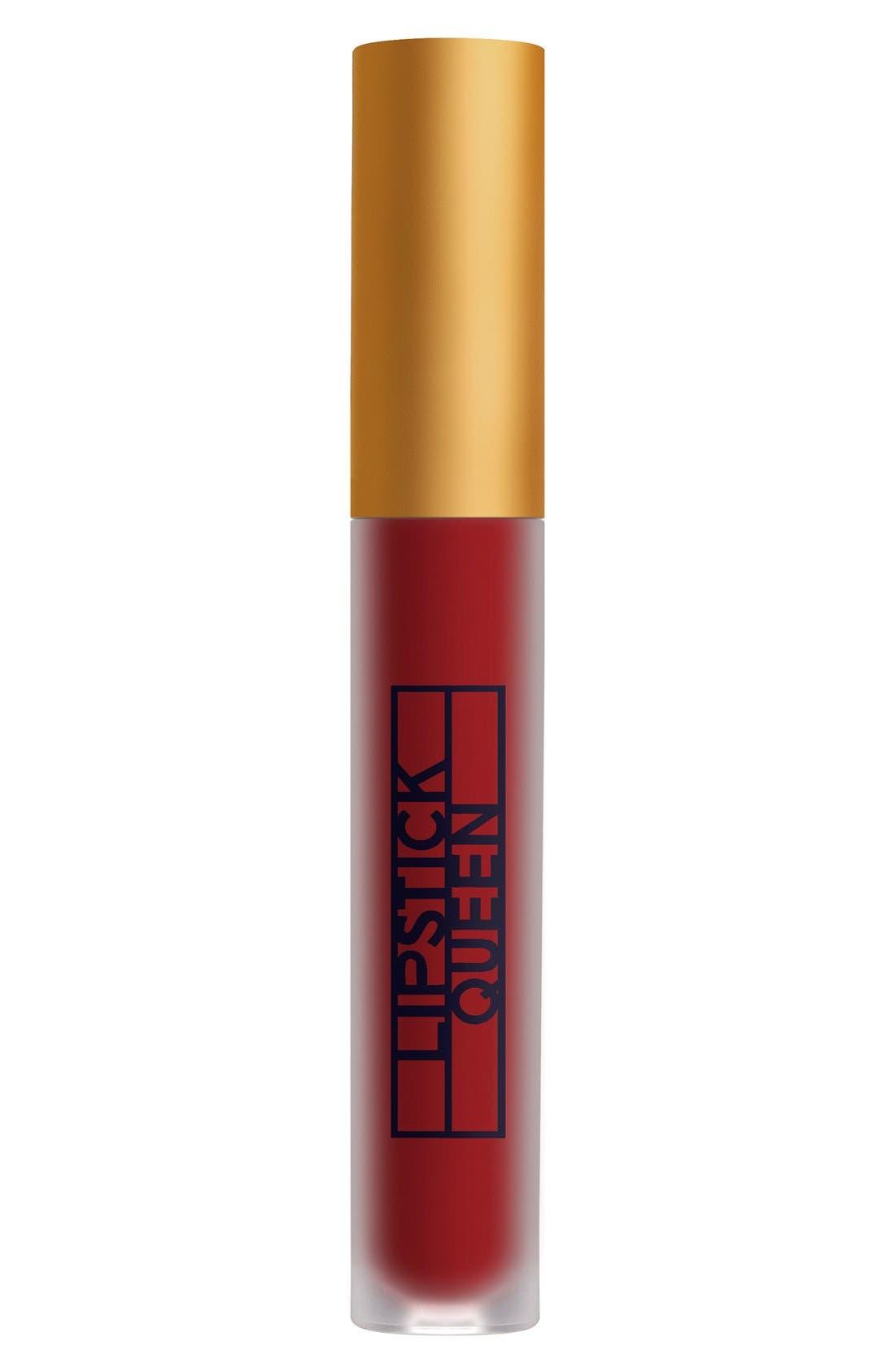 SPACE.NK.apothecary Lipstick Queen Saint & Sinner Lip Tint,                             Main thumbnail 1, color,                             600