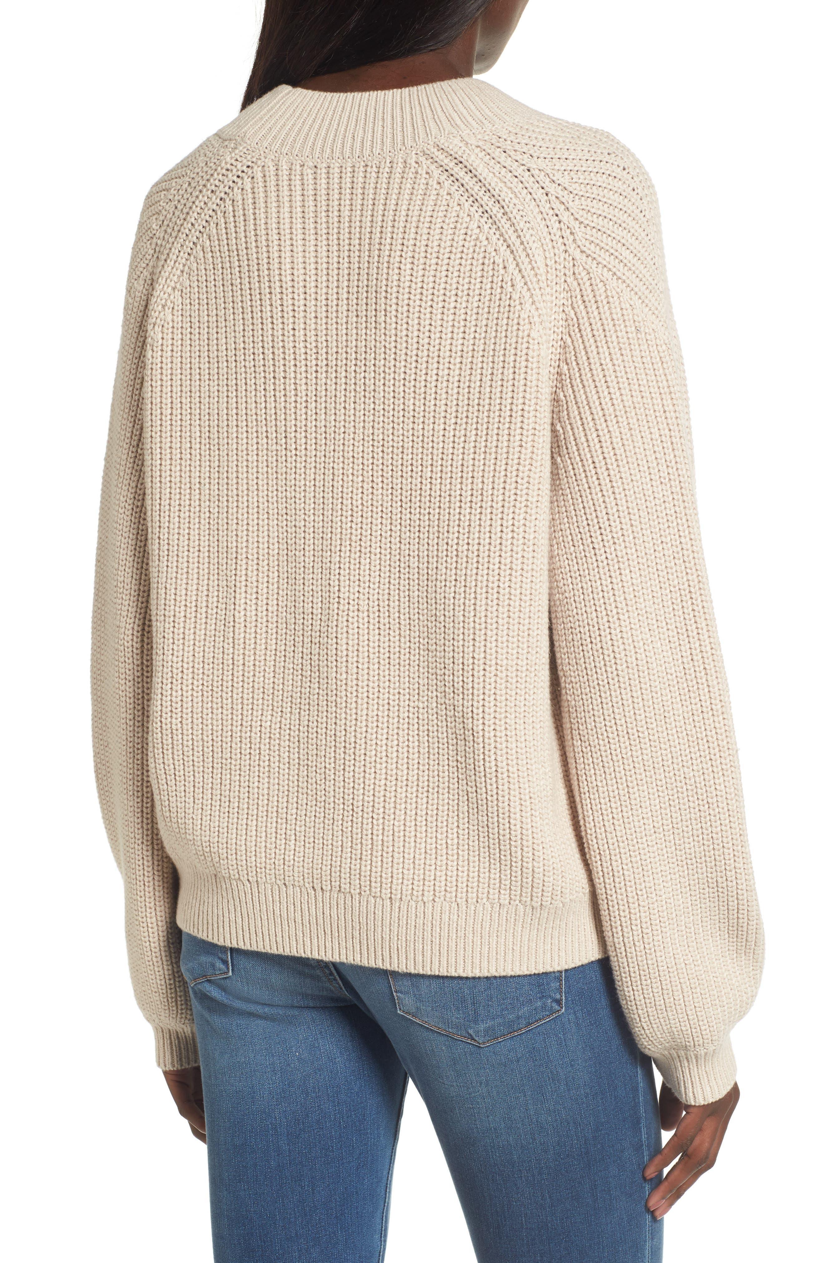 Shaker Stitch Sweater,                             Alternate thumbnail 2, color,                             270