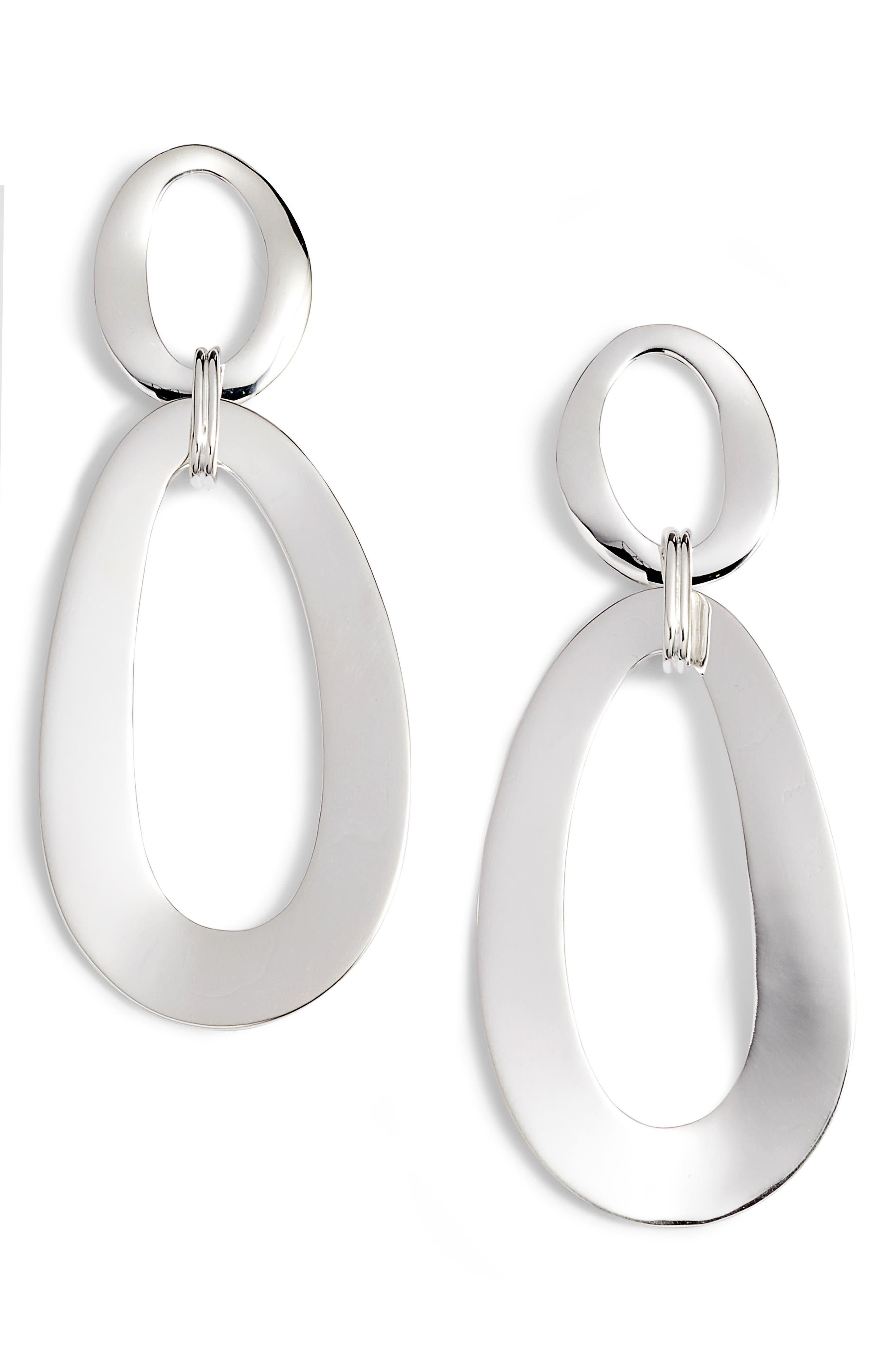 Cherish Extra Large Snowman Earrings,                         Main,                         color, 040